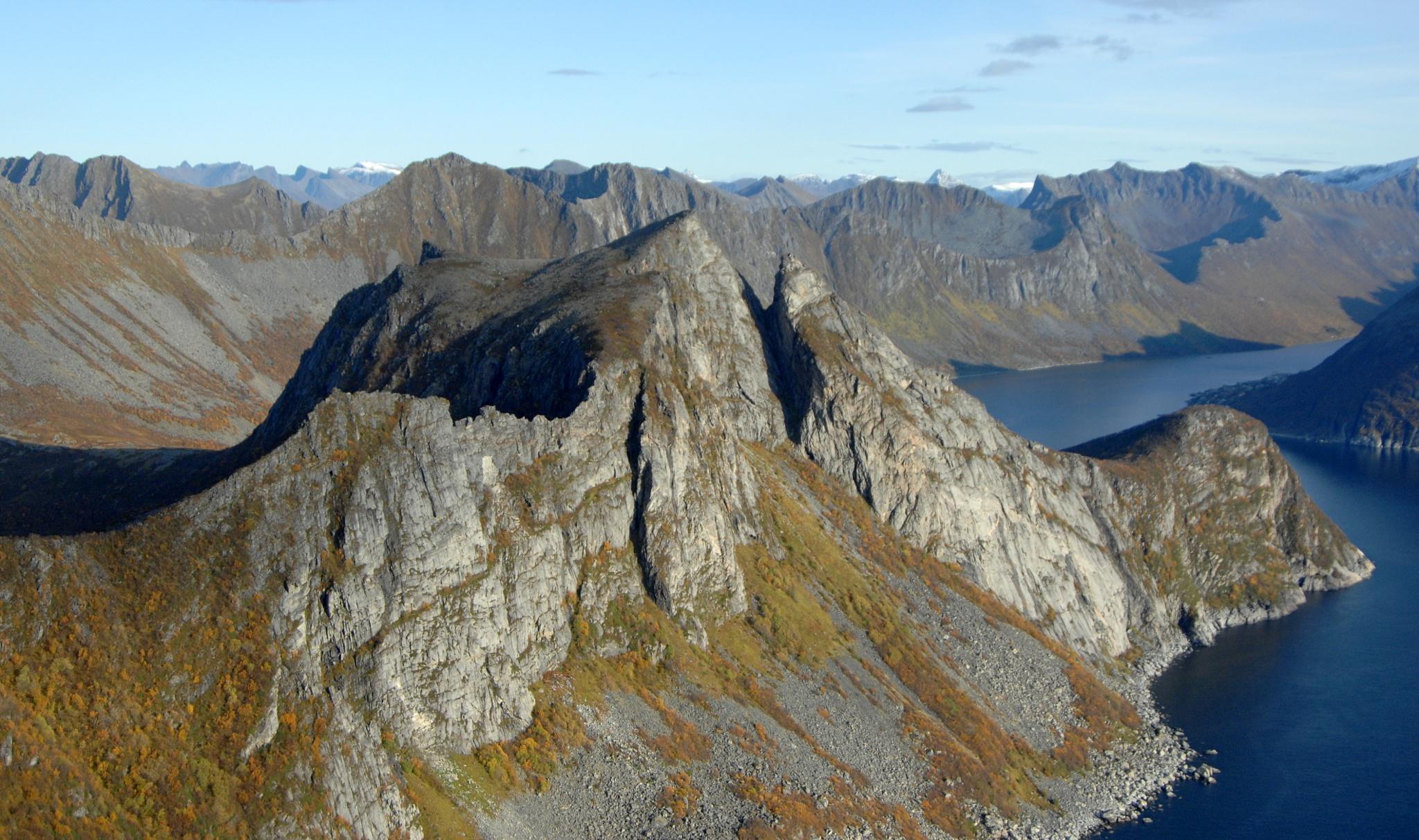 Senja, Norway by Lasse Tur