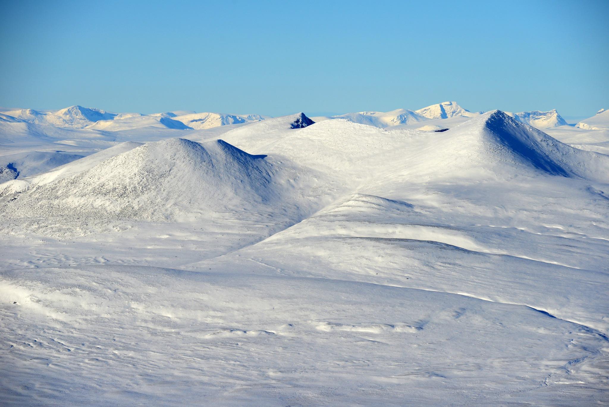 Rondane, Norge by Lasse Tur