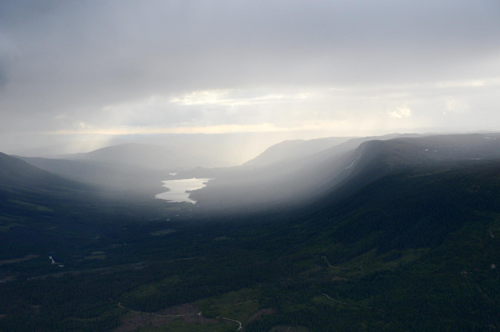 Vassfaret, Norge by Lasse Tur