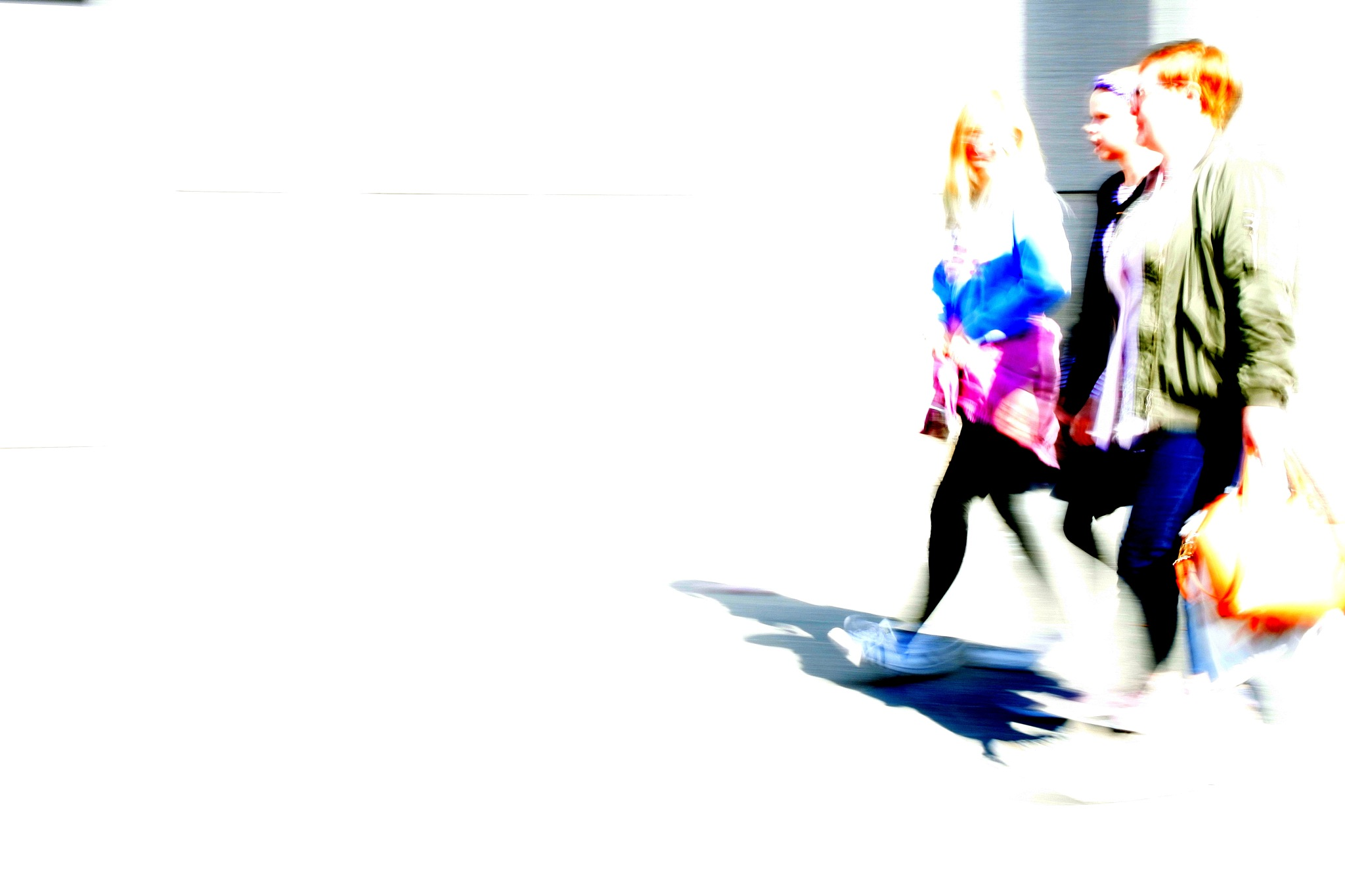 Movement, Oslo by Lasse Tur