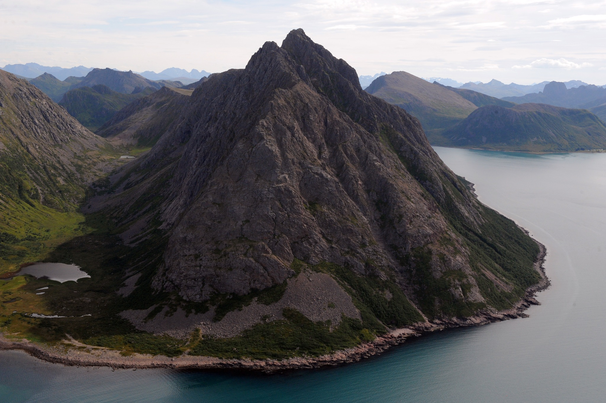 Nordland, Norge by Lasse Tur
