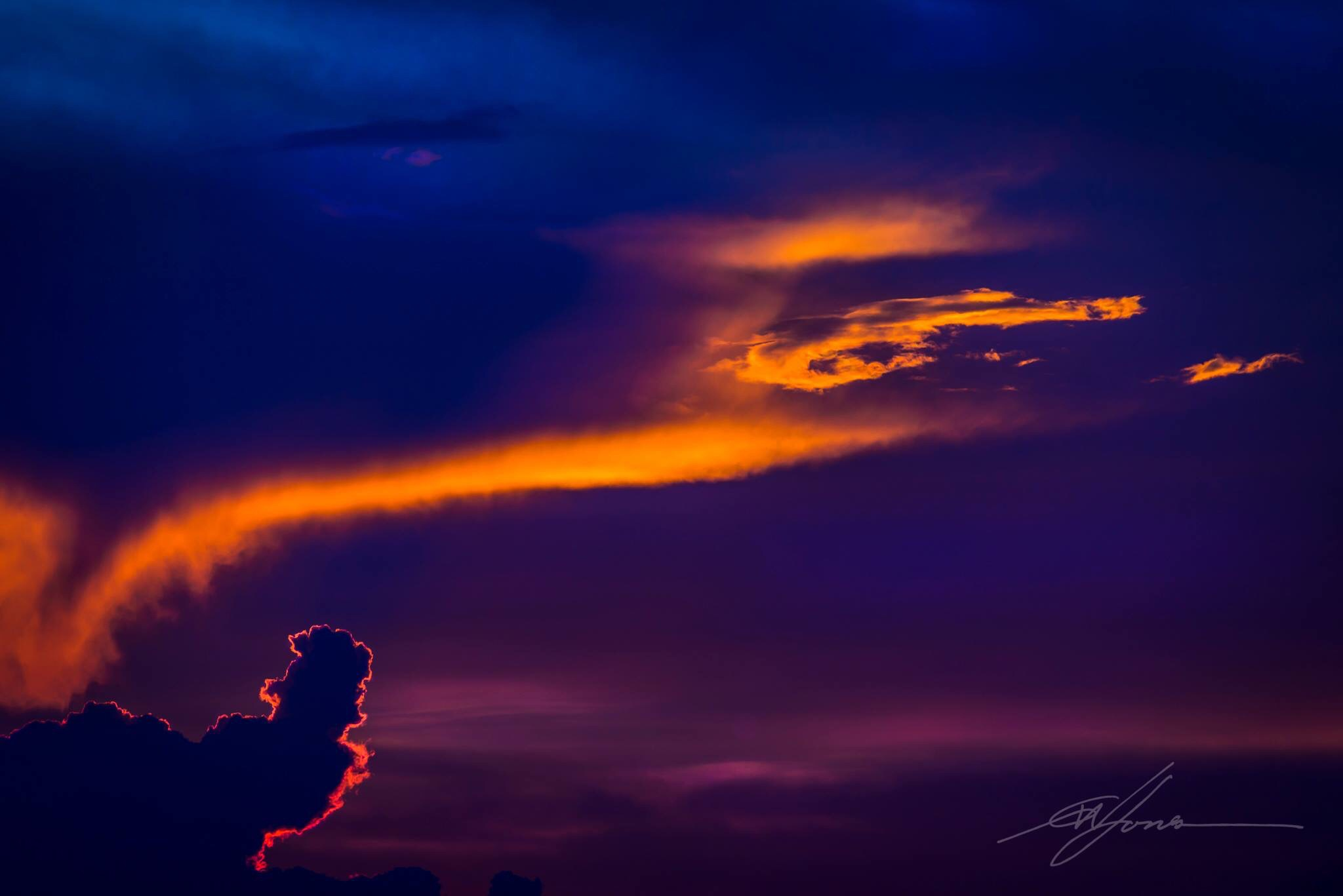The Heavens Proclaim - 3 by gwjones317