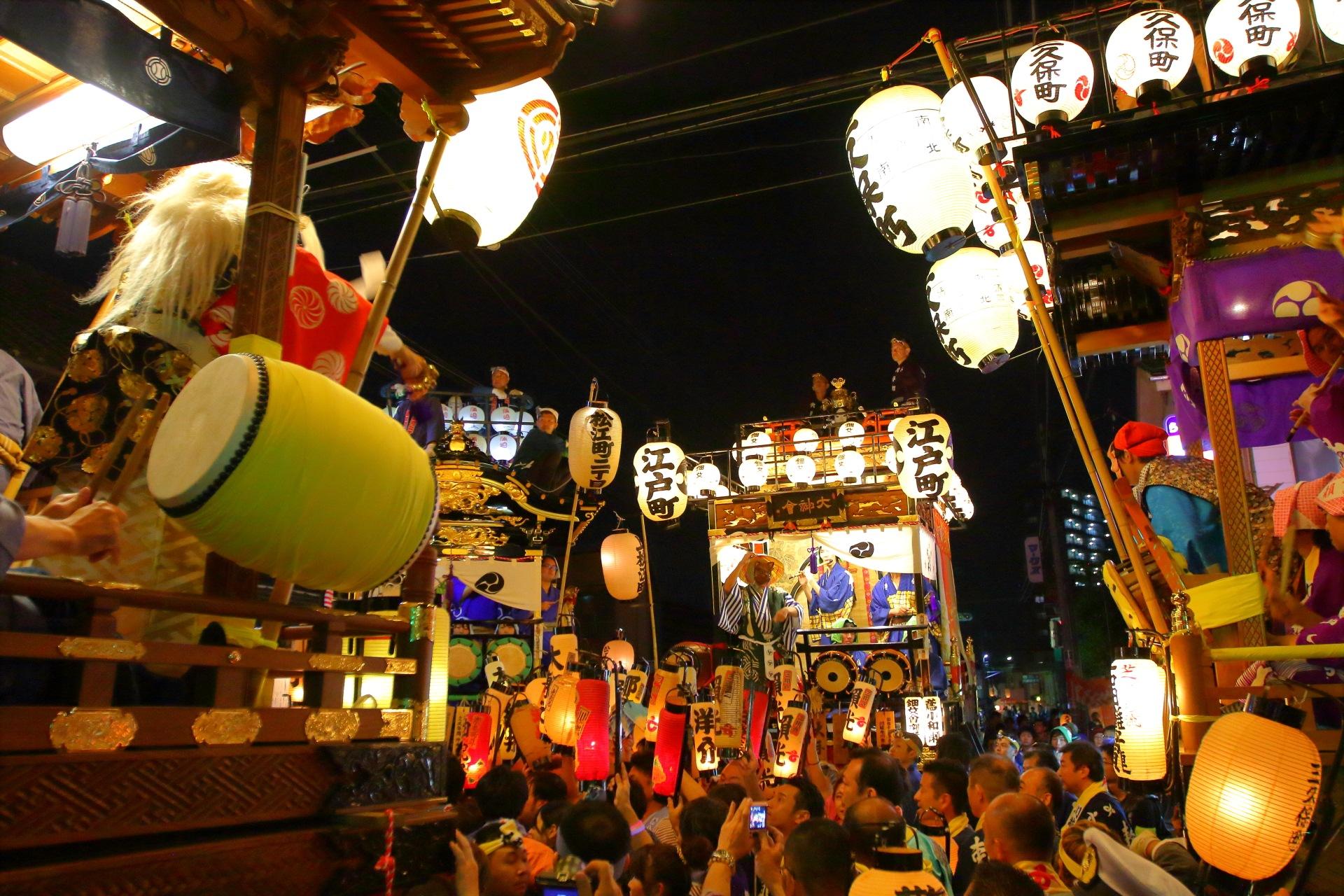 Festival Night by takashi.mizoguchi