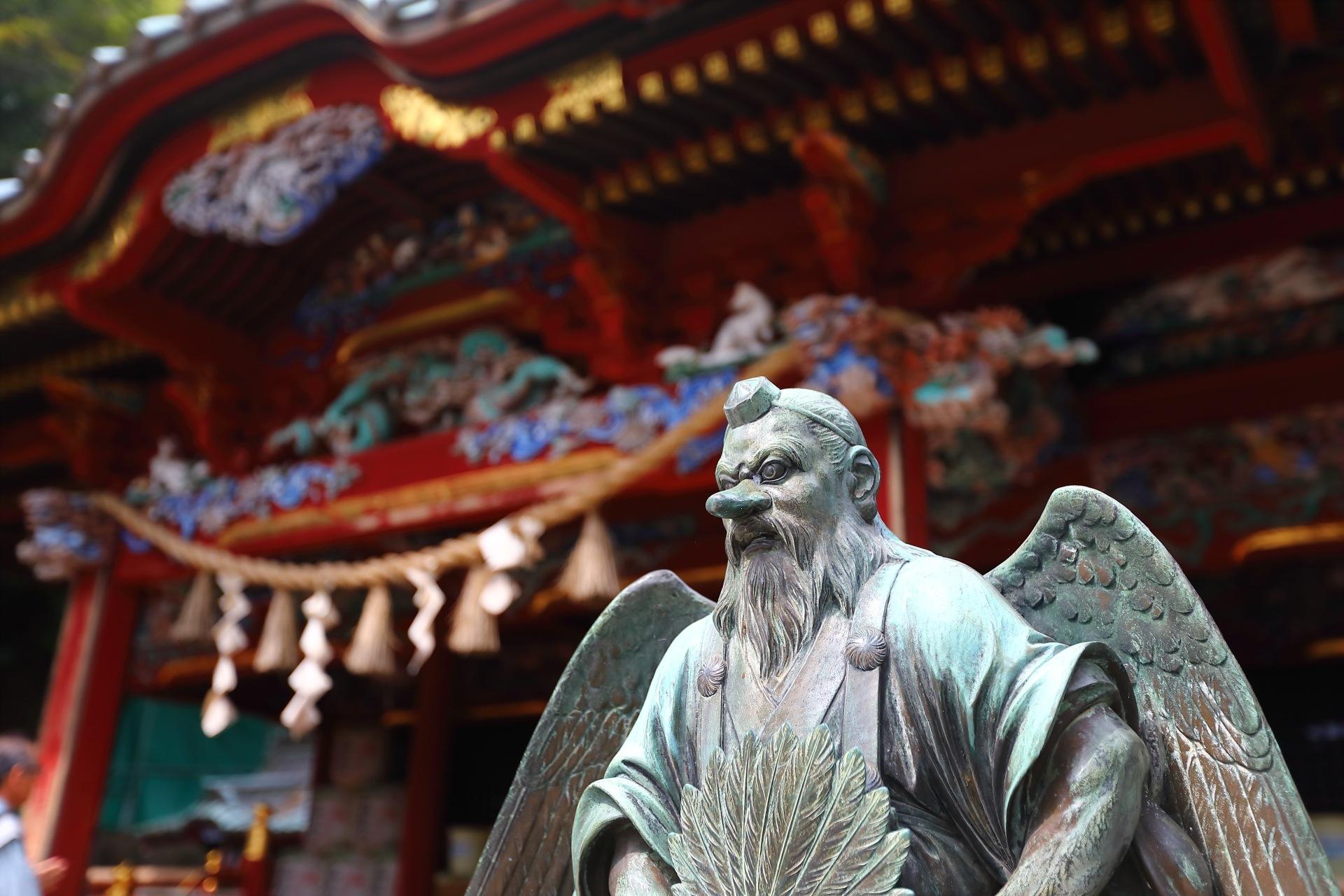 Tengu by takashi.mizoguchi