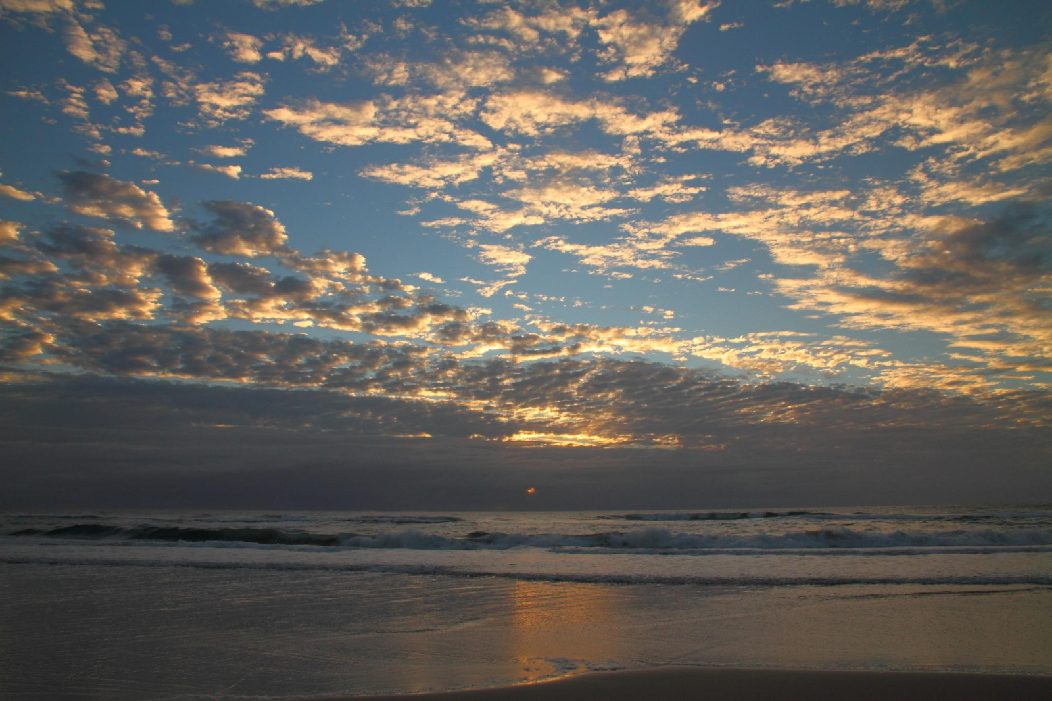Photo in Landscape #gold coast #sunrise #dawn #surfers paradise
