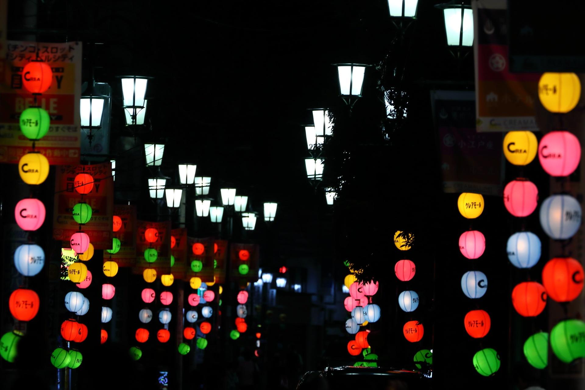 Lantern Colors by takashi.mizoguchi