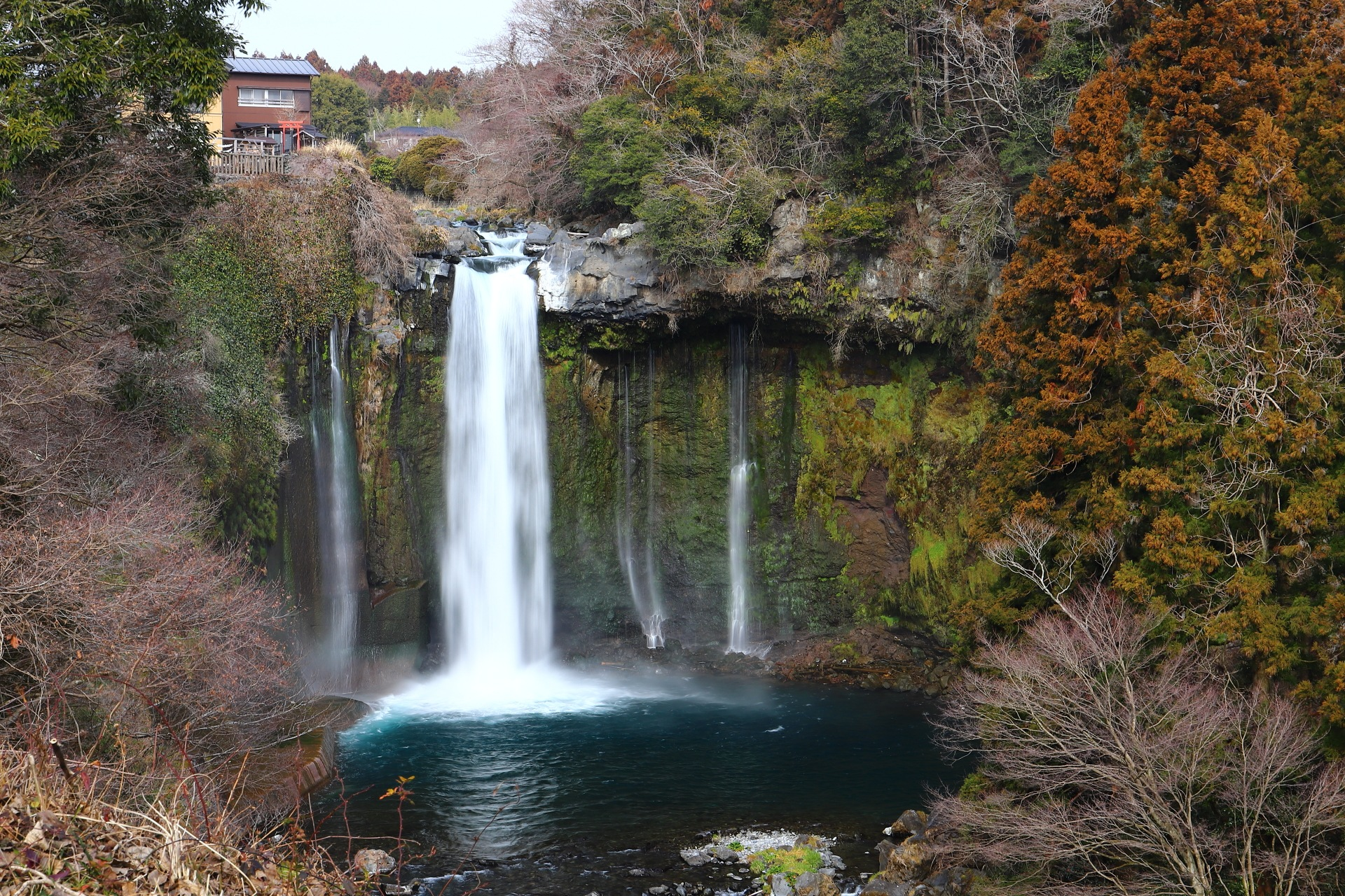 Photo in Landscape #waterfall #otodome #fujinomiya