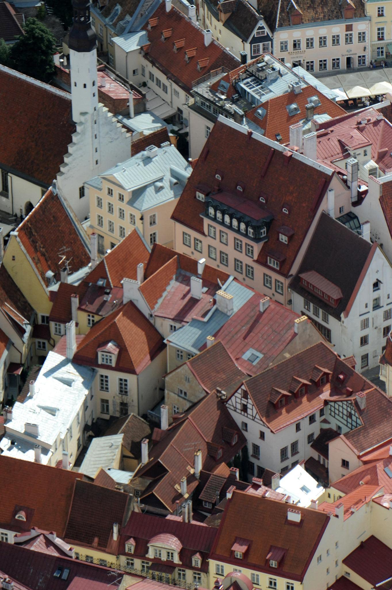Tallinn vanalinn, Estonia by lasse.tur