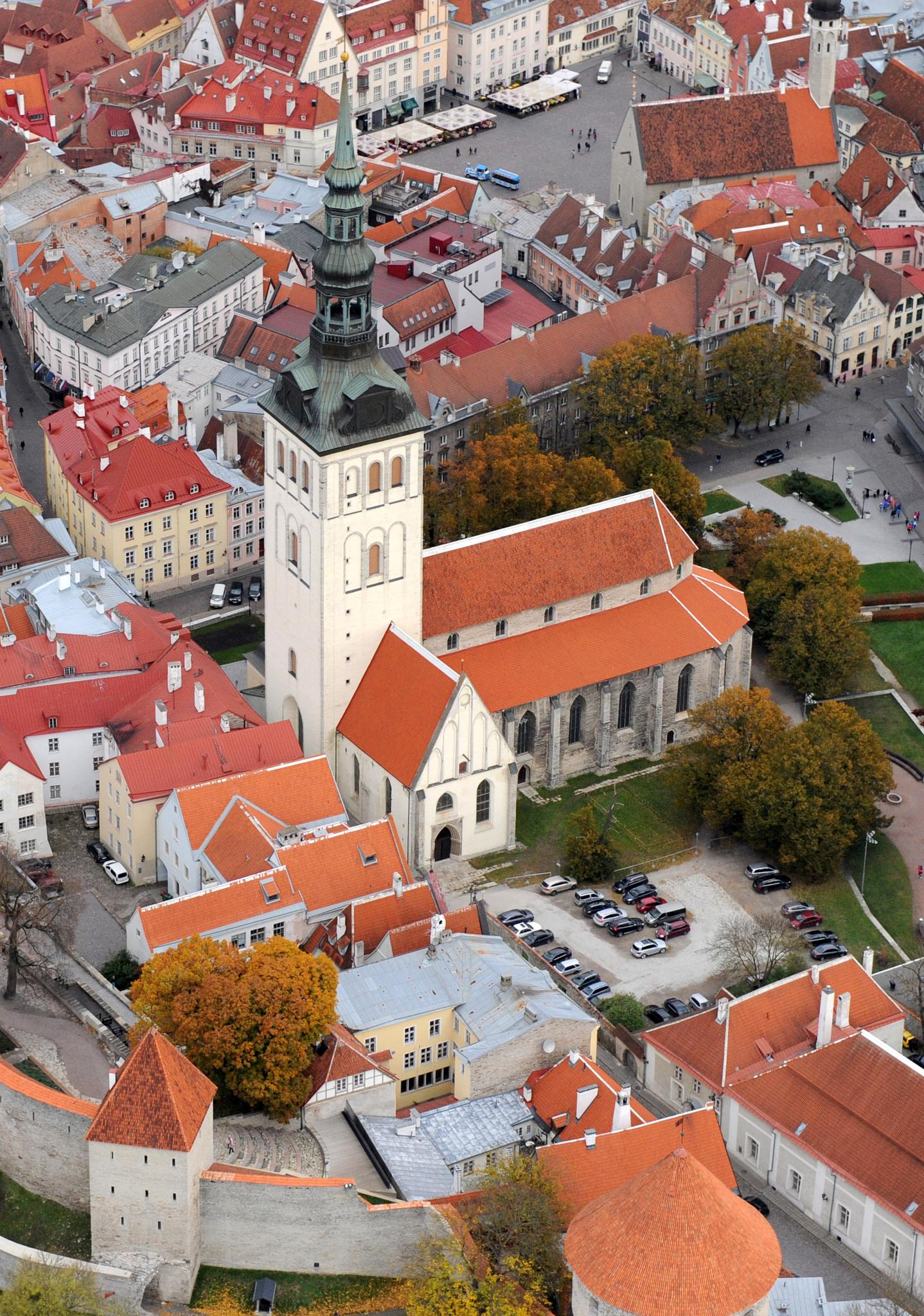 Tallinn vanalinn, Tallinn, Estonia by lasse.tur