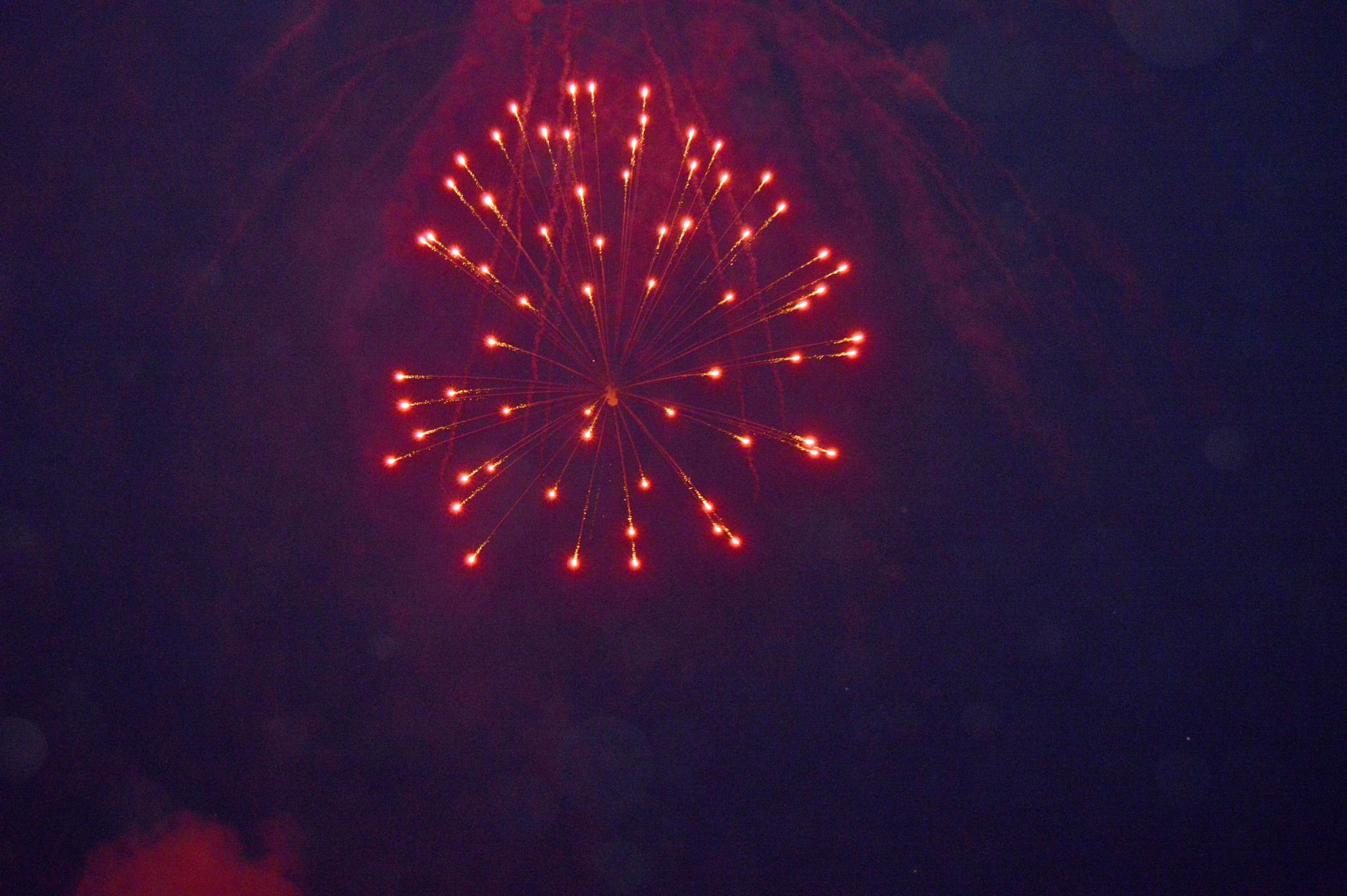 firework burst 3 by michael.alexandersr