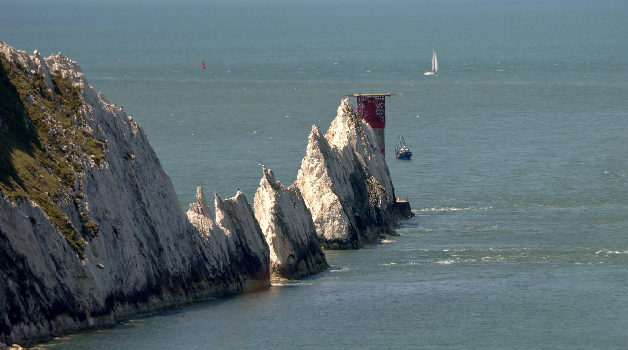 The Needles by sandragillian.white