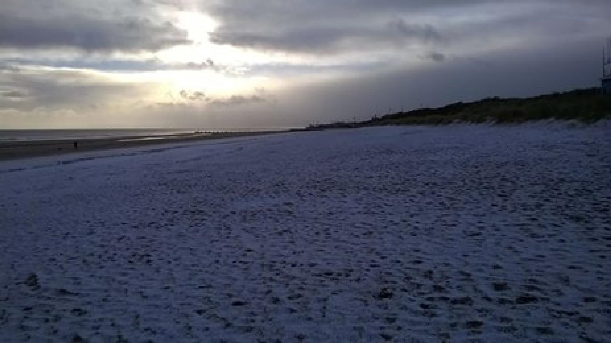 sun,sea and snow by sandragillian.white