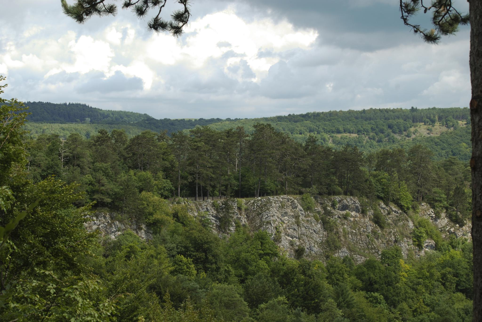 Mountain view by raimonddehoogt