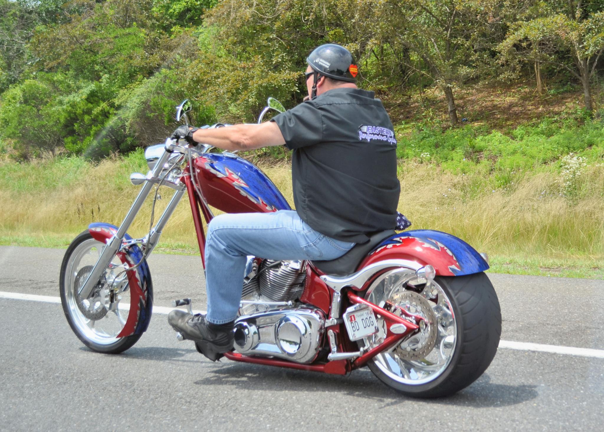Custom Bilt Bike by JimFleenor