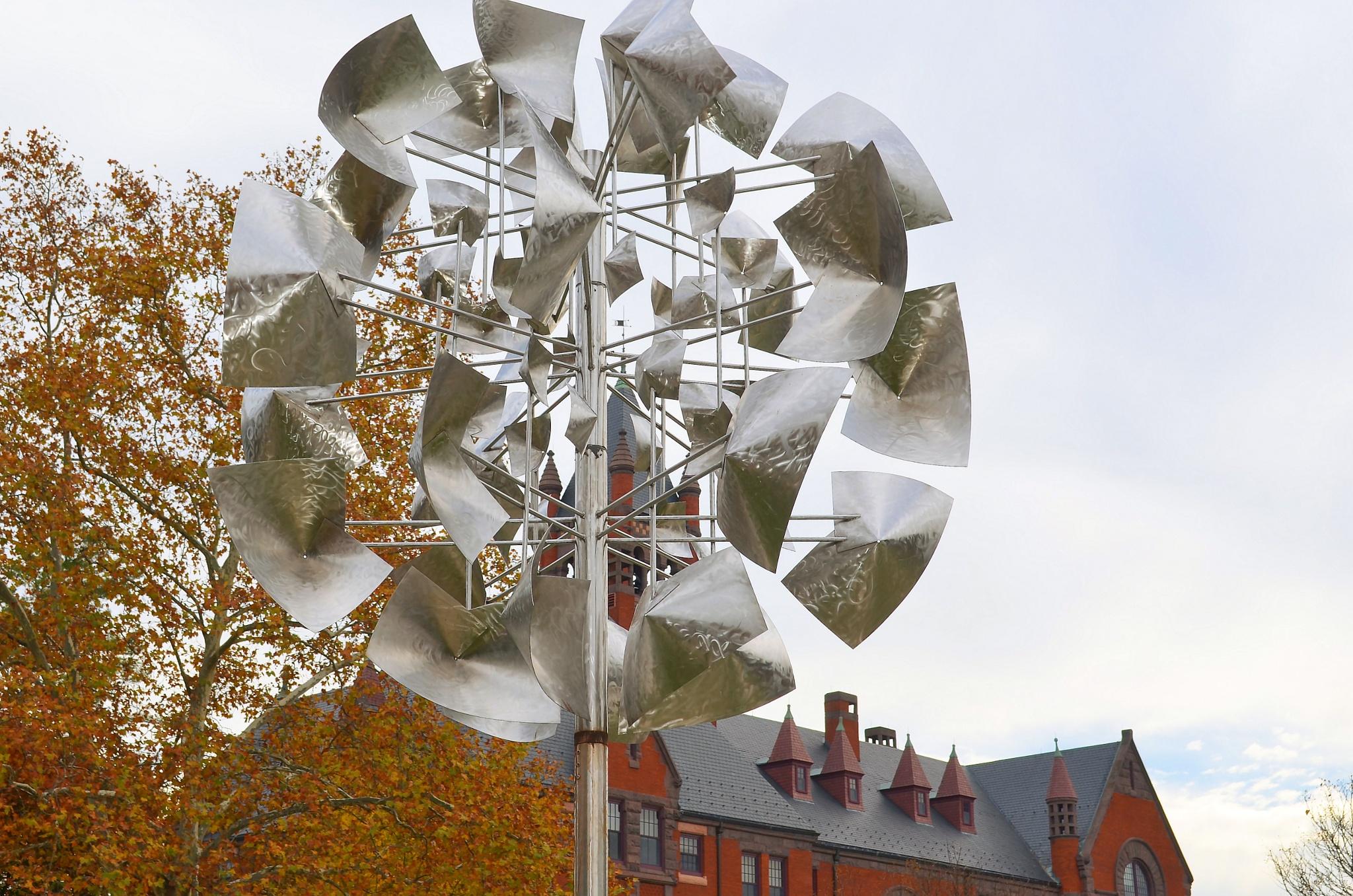 Spinning Art by JimFleenor