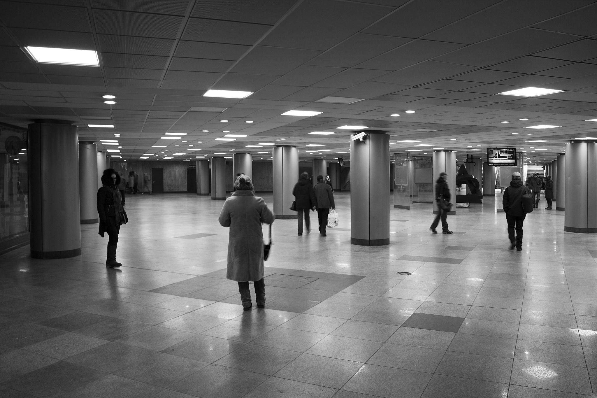 subway by leonard.petraru