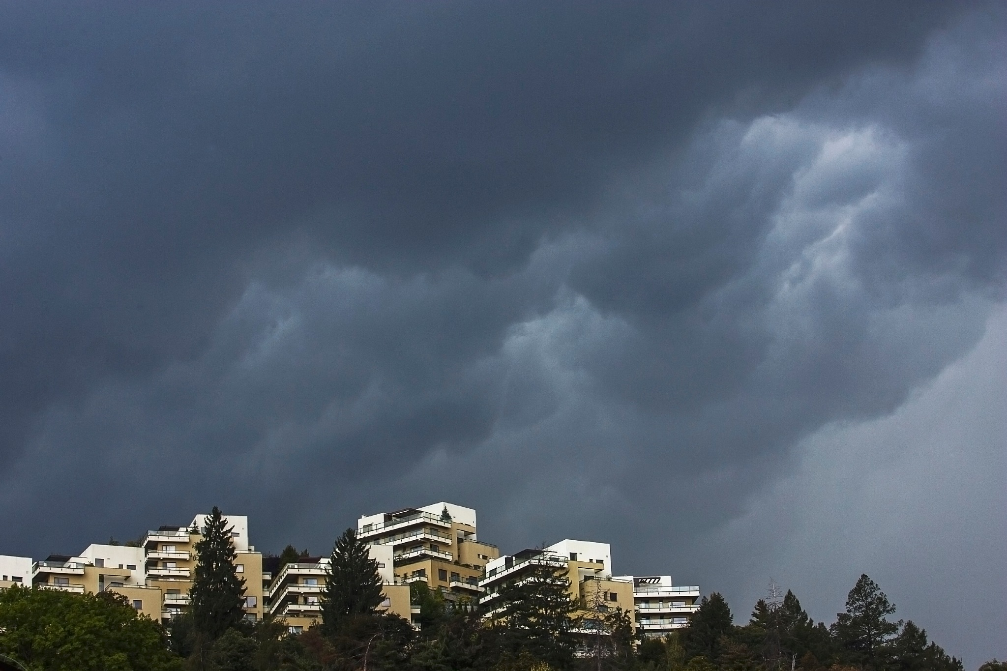 storm coming by leonard.petraru