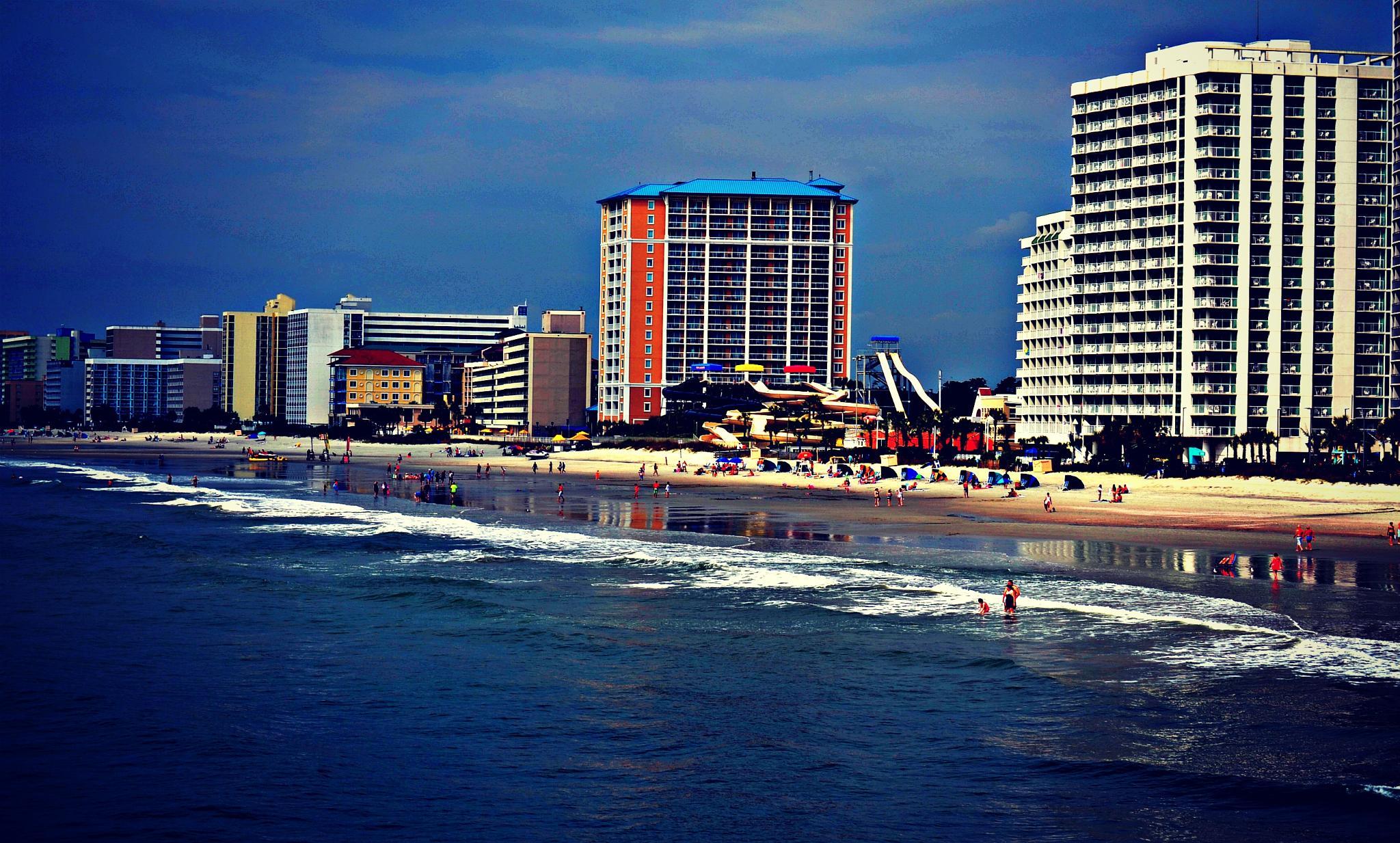 Myrtle Beach SC by lindandarrell