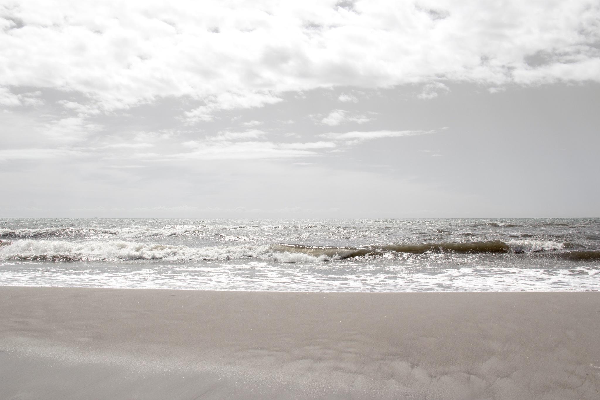 Beach at Holmhällar by Mattias Carlsson