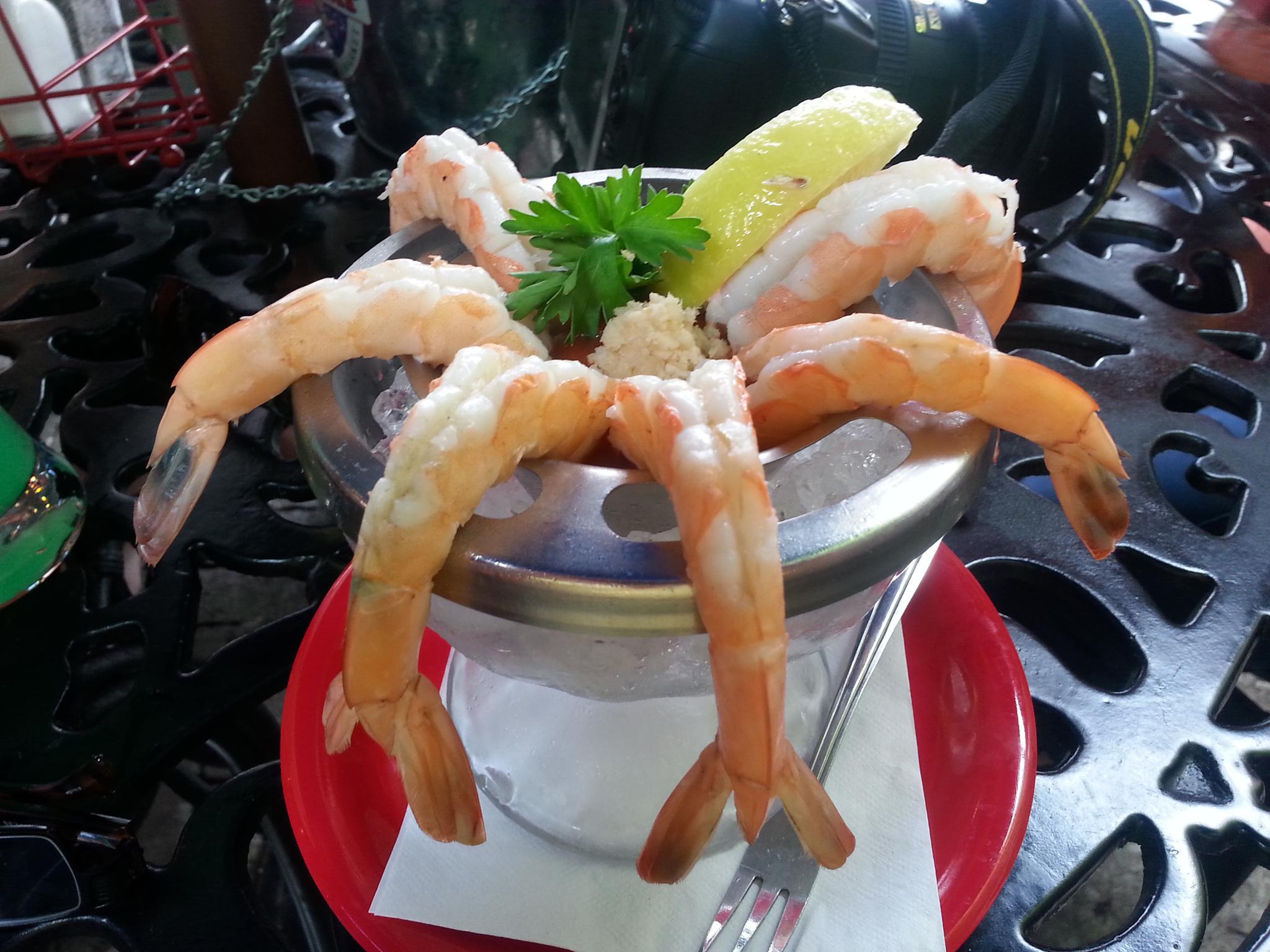 Bubba Gump Shrimp Cocktail by munacra