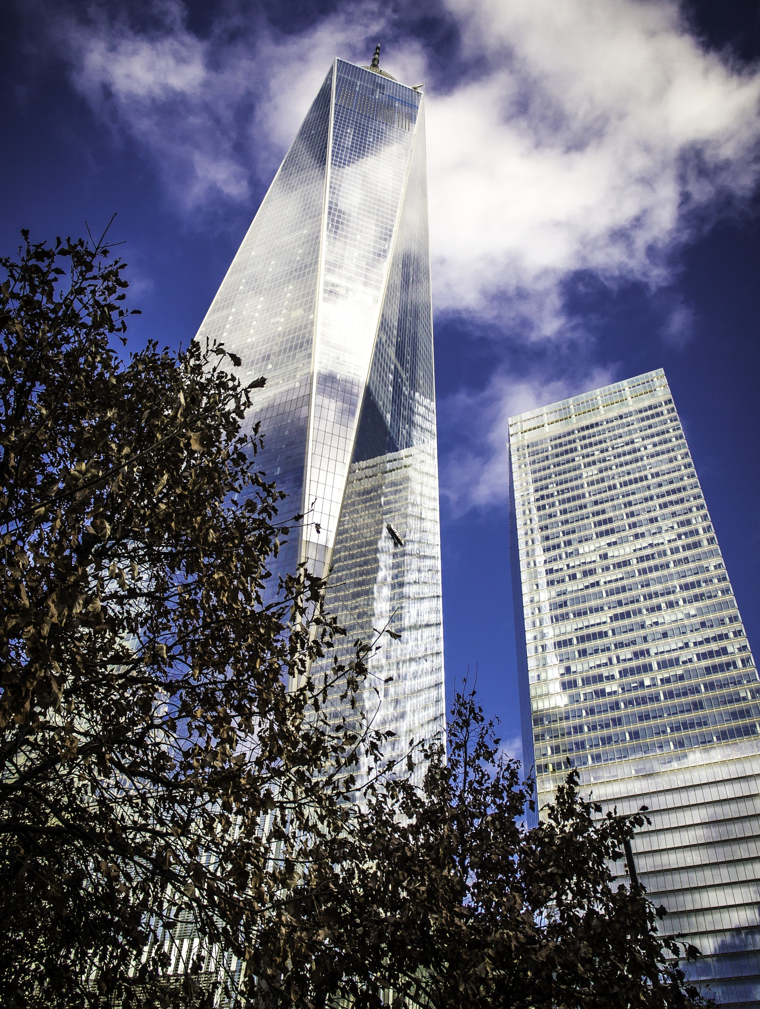 A New Freedom Tower NYC by albair.hanna.9