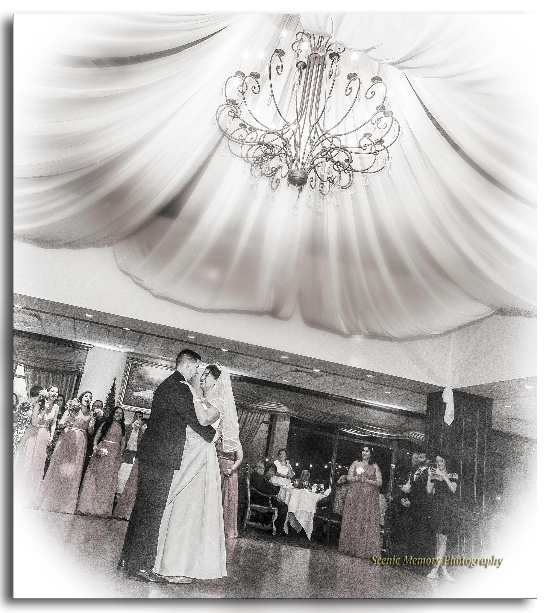 Mary's Wedding 10 B/W by albair.hanna.9