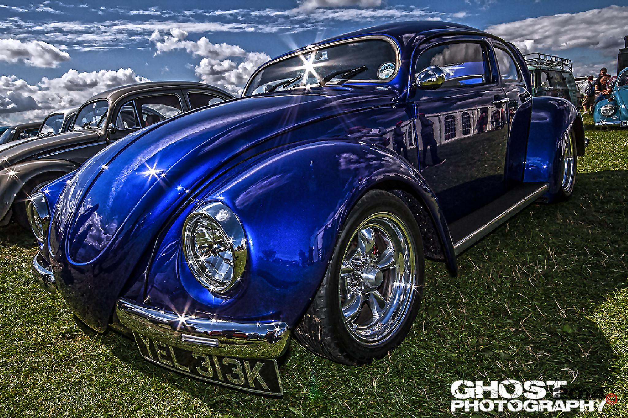 """ Starburst Bug ""  by Ghost Photography"