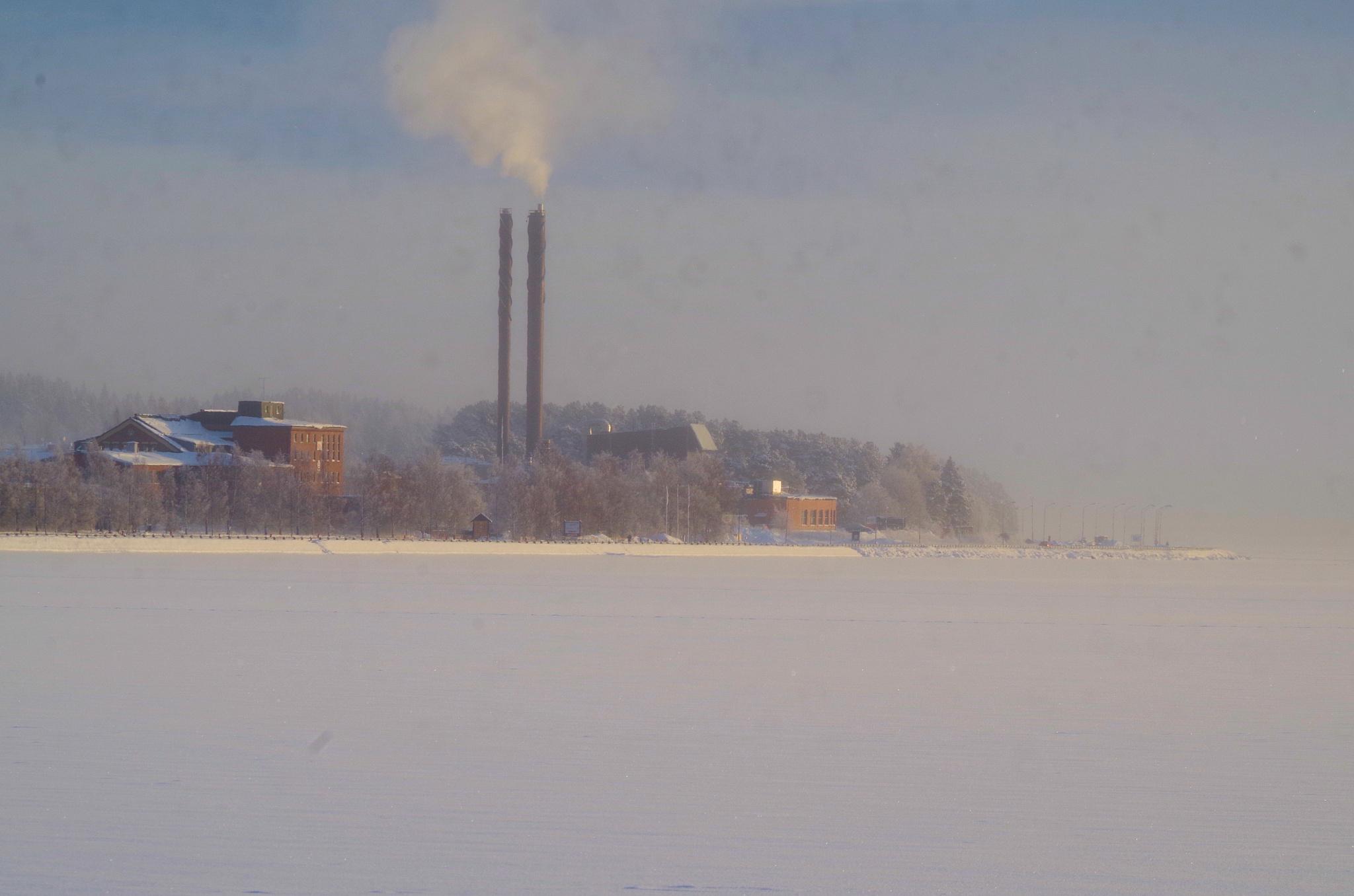 From Östersund, Sweden by lundhanders