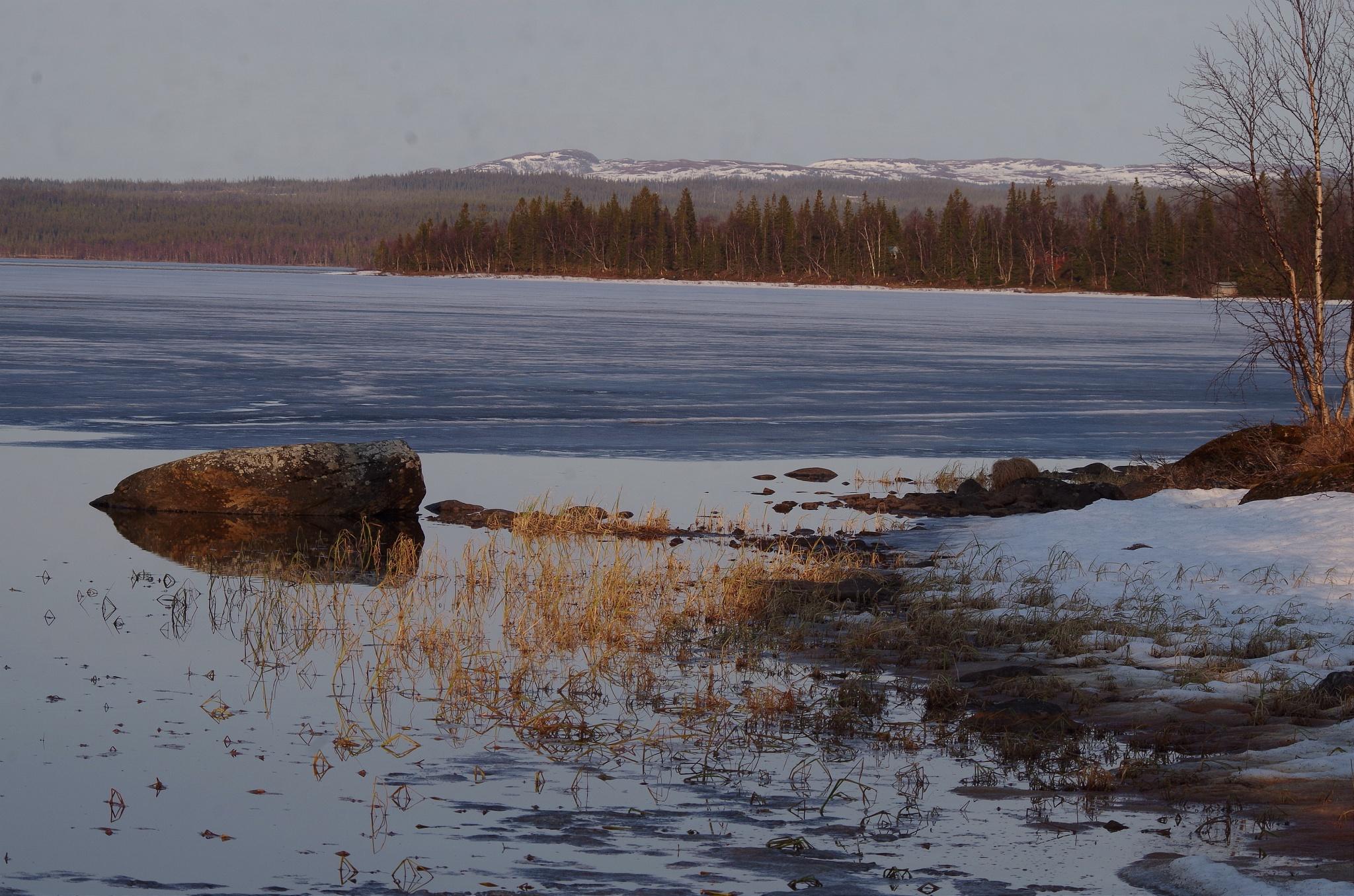 Photo in Random #gevsjön #sweden #pentax