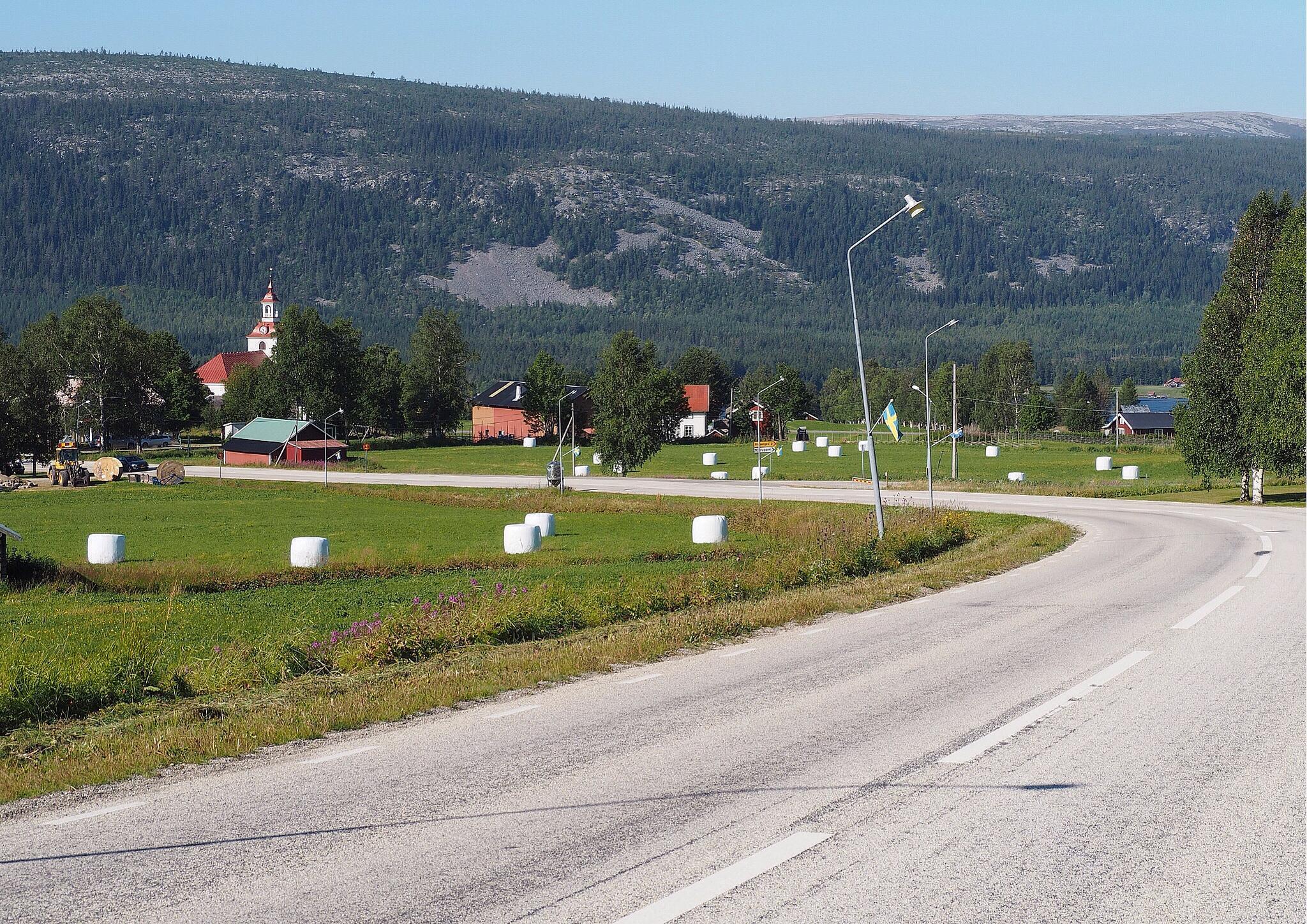 Klövsjö, Sweden by lundhanders