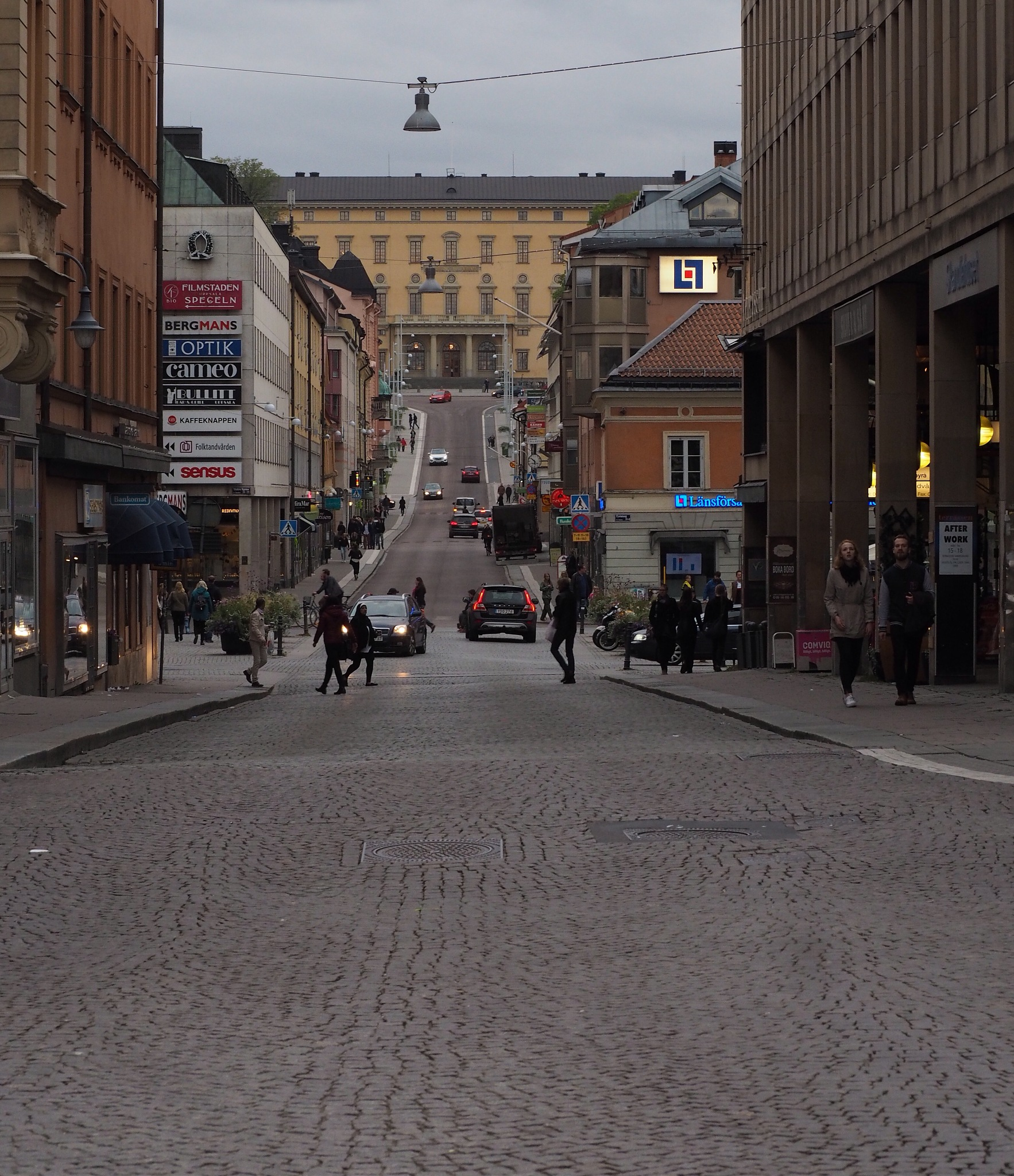 From Uppsala, Sweden by lundhanders