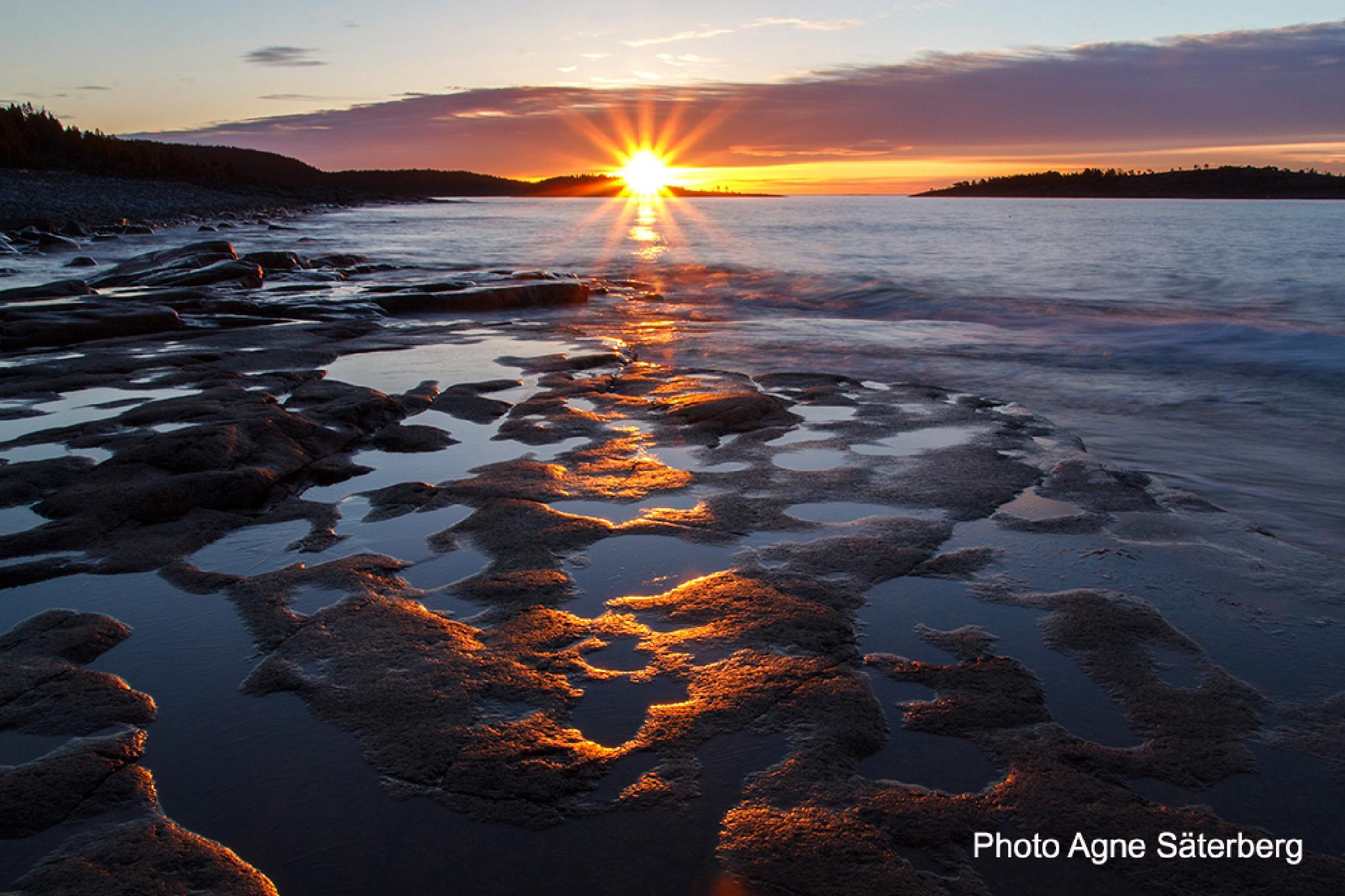 High Coast World Heritage, Sweden! by Agne Säterberg