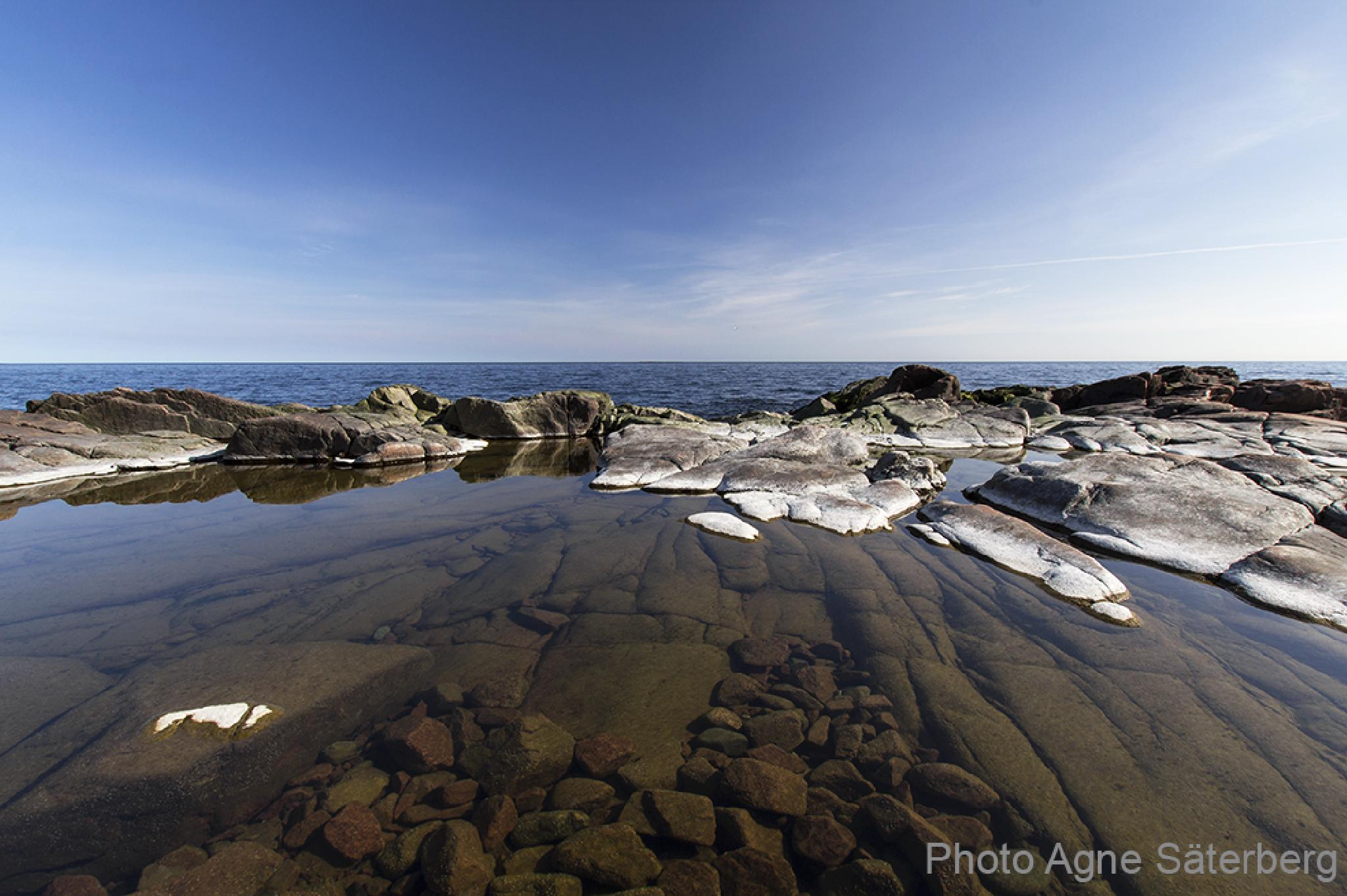 Gorgeous spring days in Nordingrå, the High Coast! by Agne Säterberg