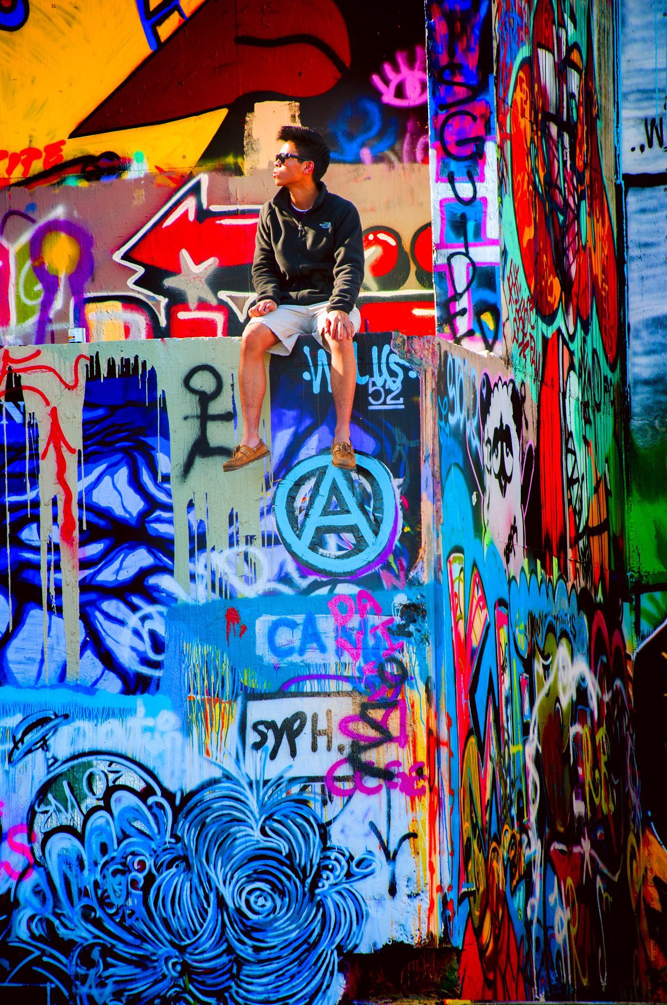 Graffitti by AlexisGarcia