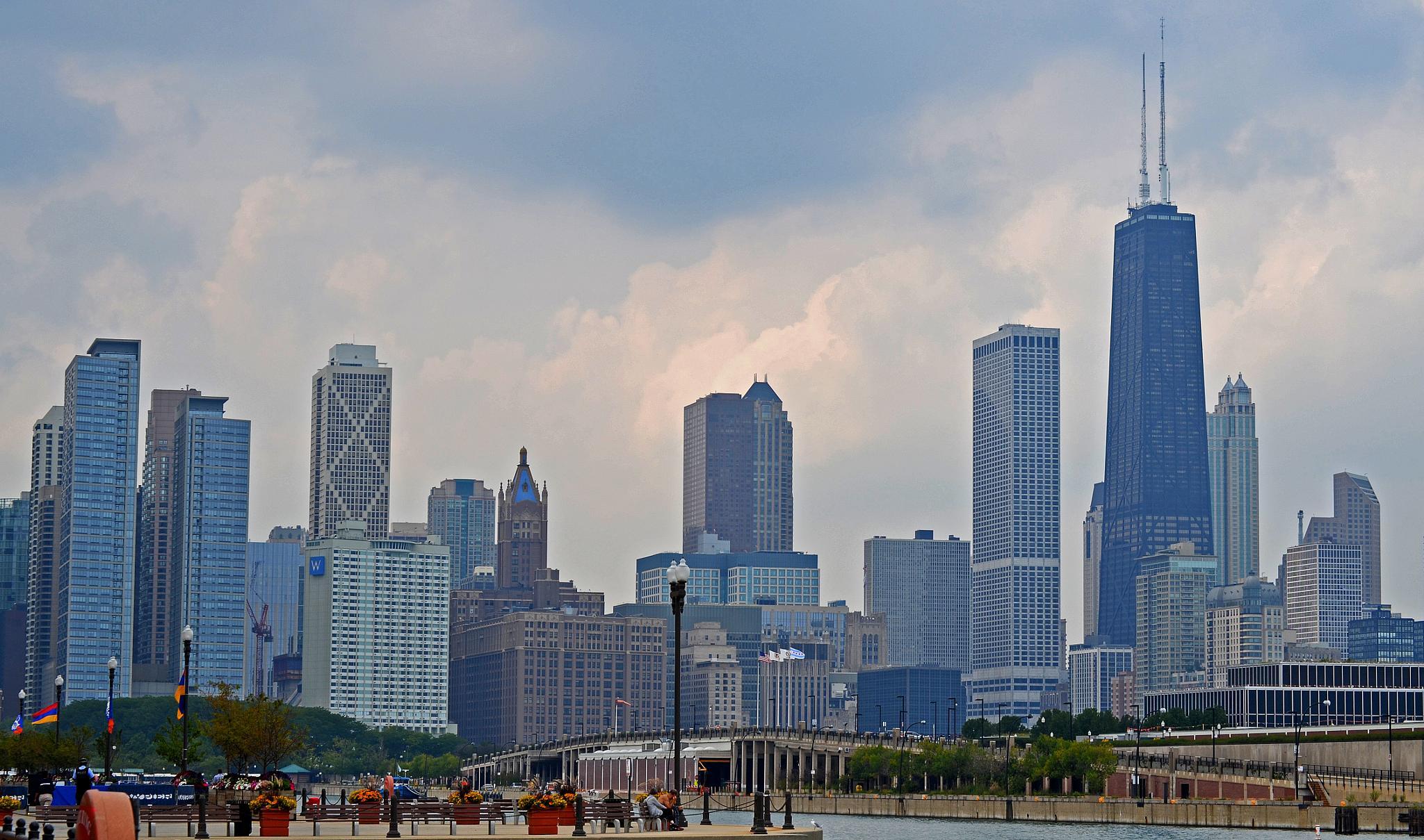 Chicago by Annie Huber