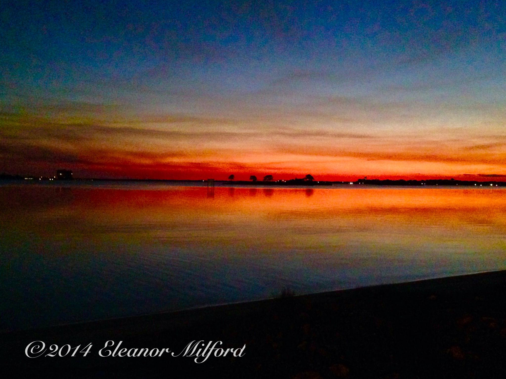 Sunset in Paradise  by PKangel