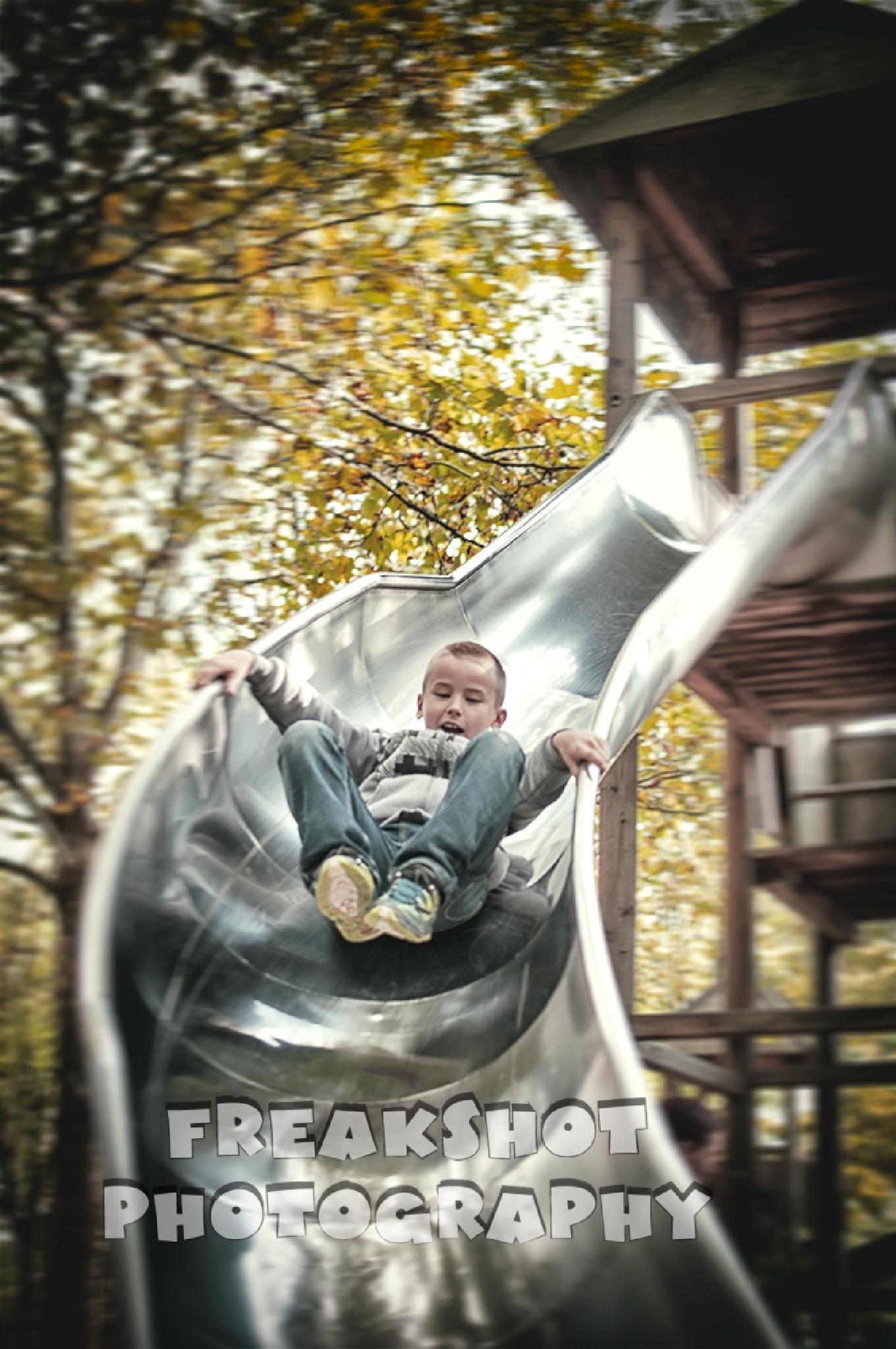 slide by FreakshotPhotography