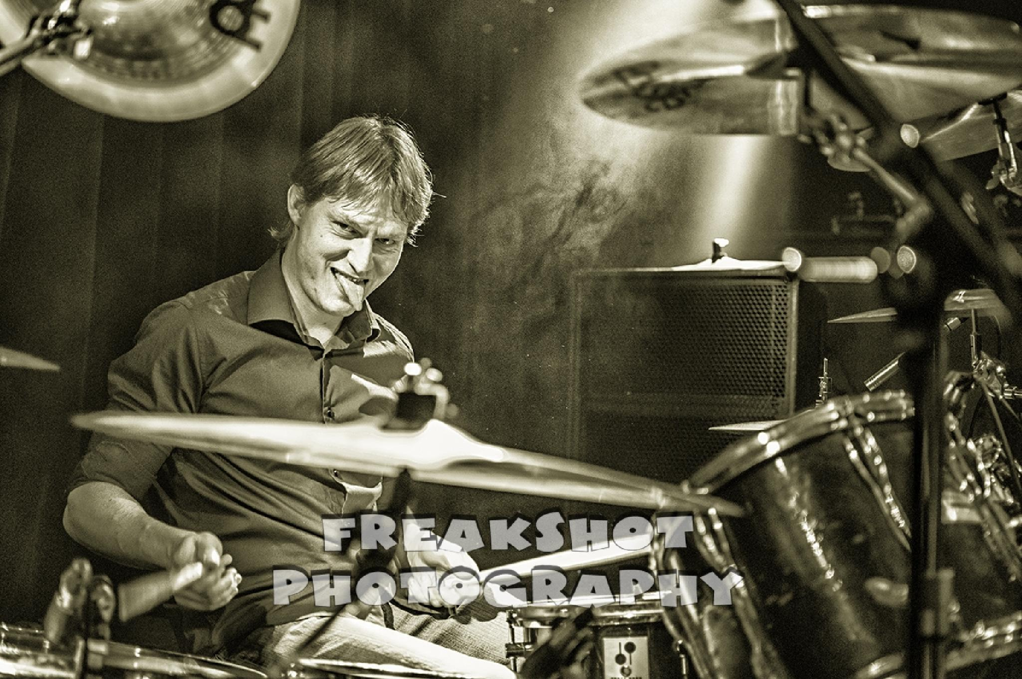 Drummer by FreakshotPhotography
