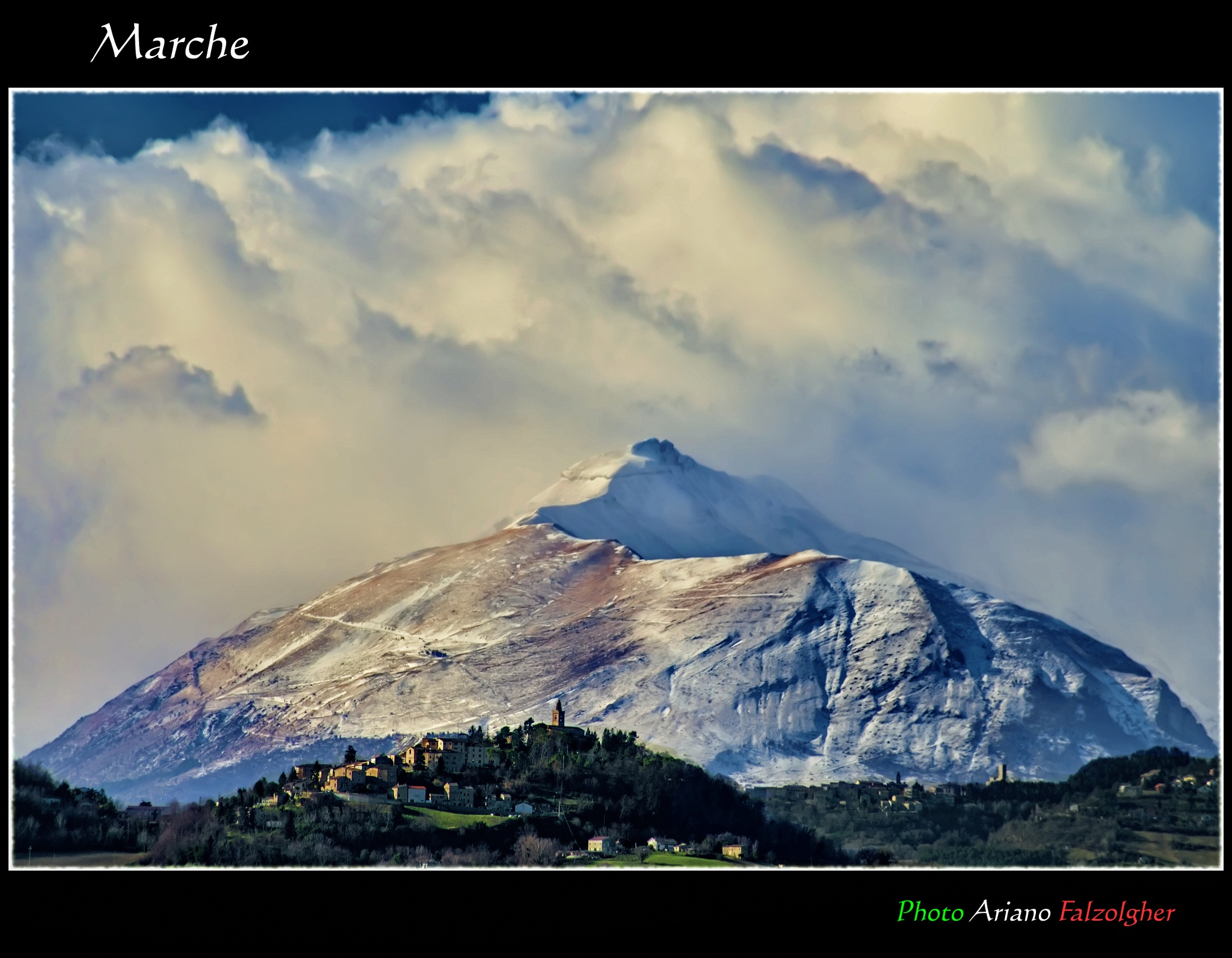 Marche by Ariano Falzolgher