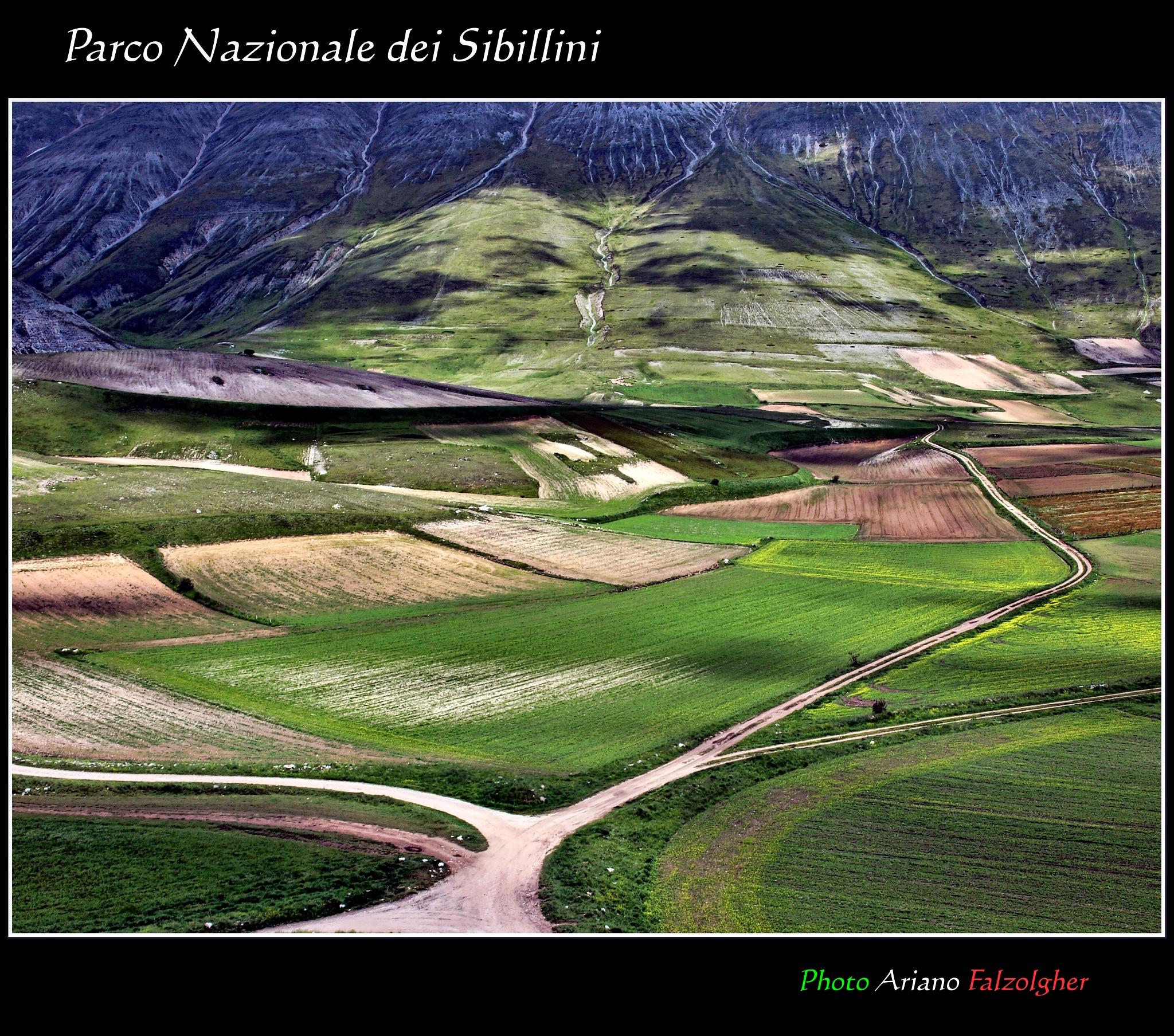 Parco Nazionale dei Sibillini by Ariano Falzolgher