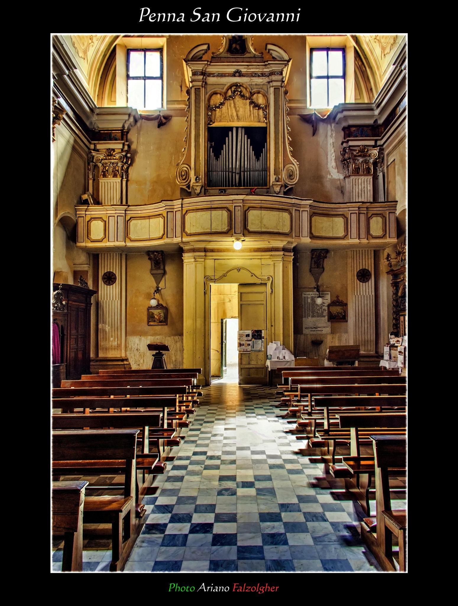Penna San Giovanni by Ariano Falzolgher