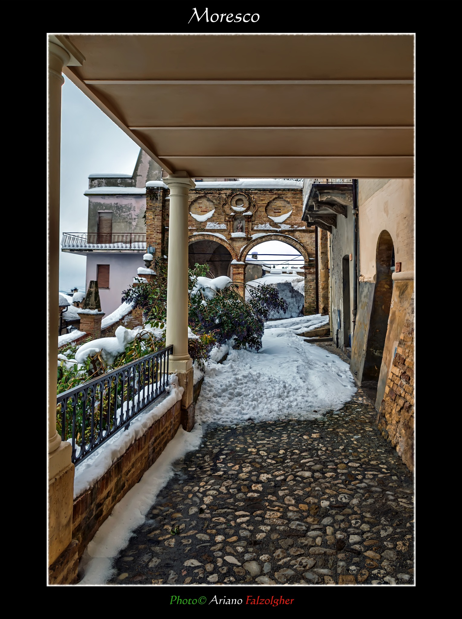 Moresco by Ariano Falzolgher
