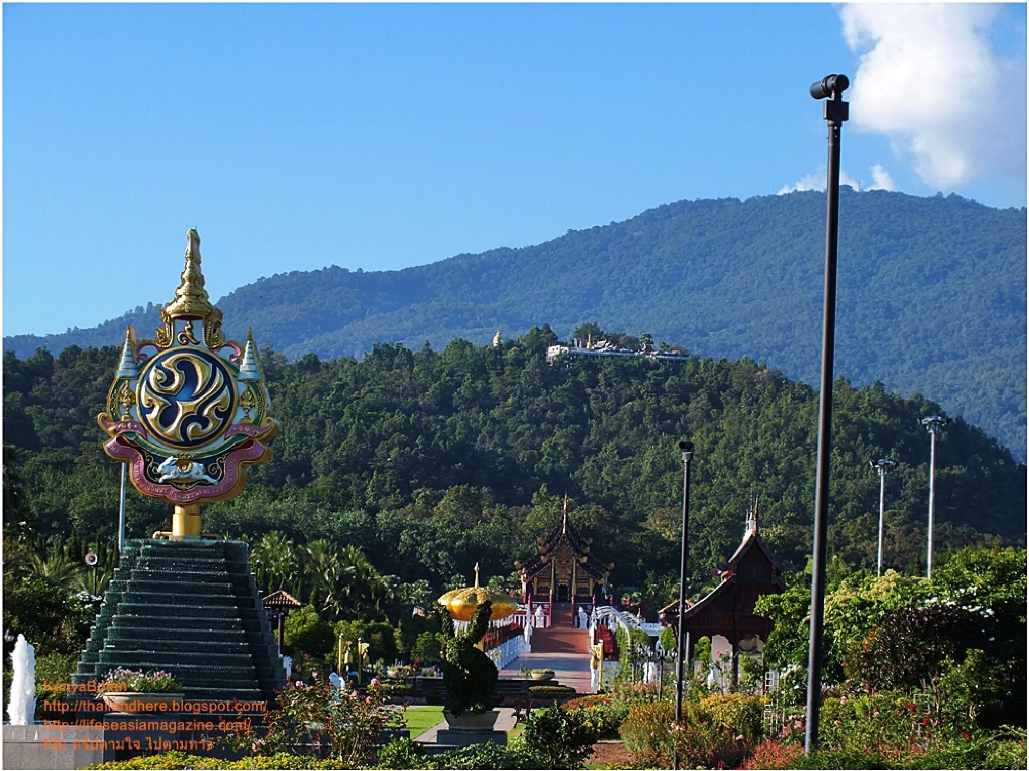 The Royal Park Ratchaphruek Chiang Mai Thailand. by KanyaBotan