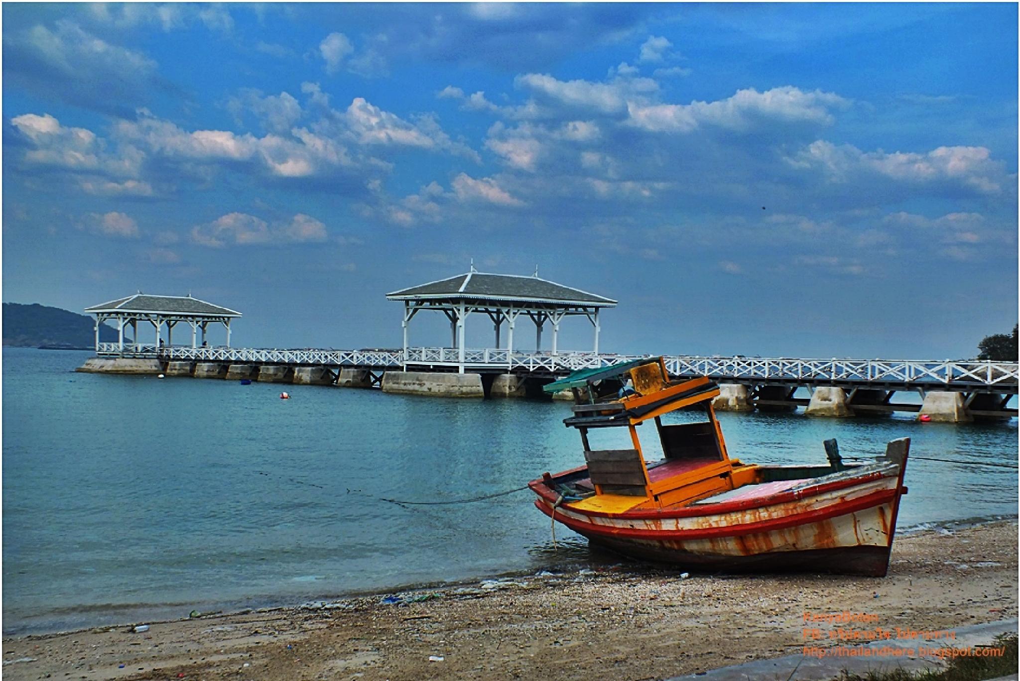 Asdang Bridge. by KanyaBotan