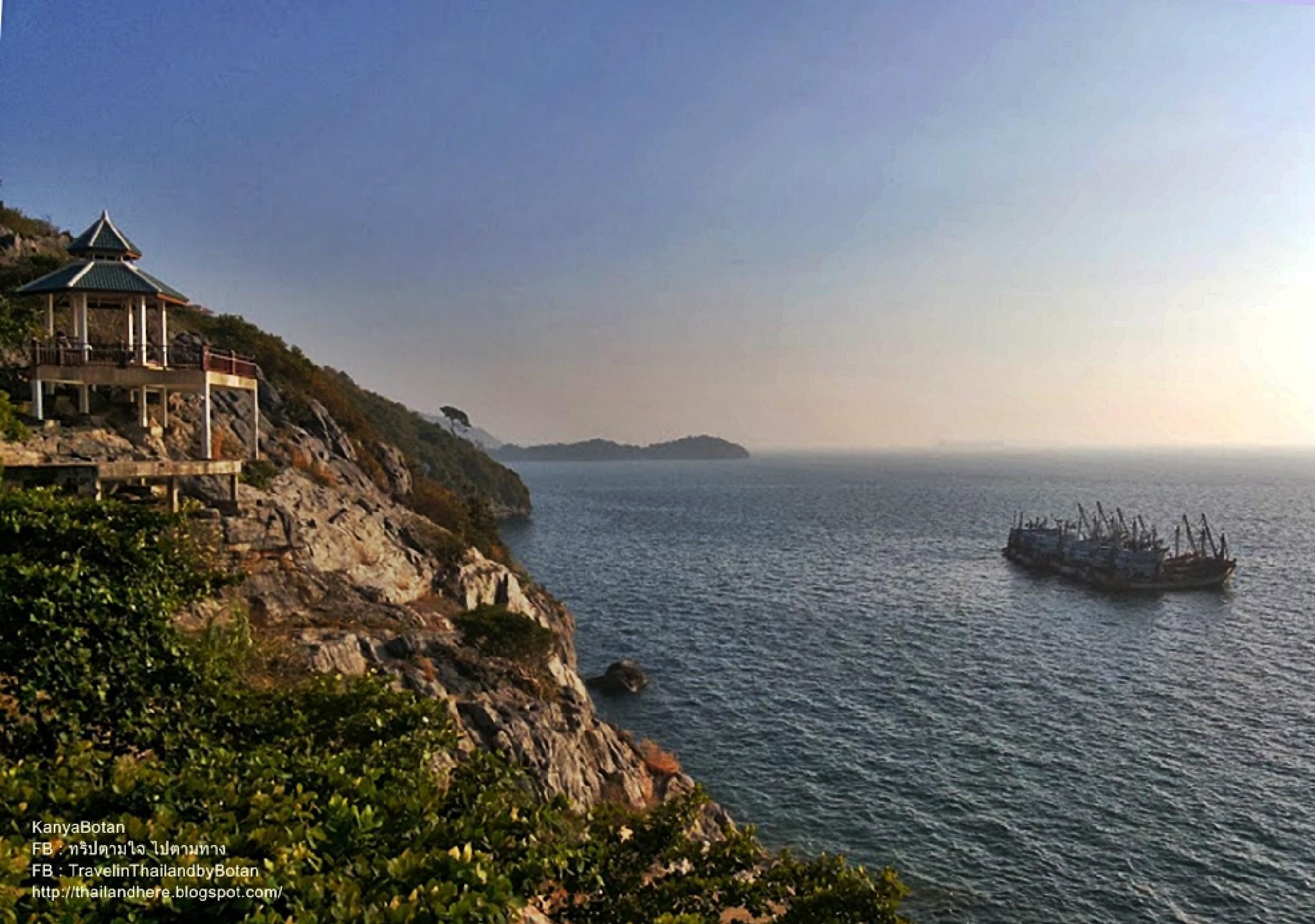 The Vachiravut Bridge View Point. by KanyaBotan
