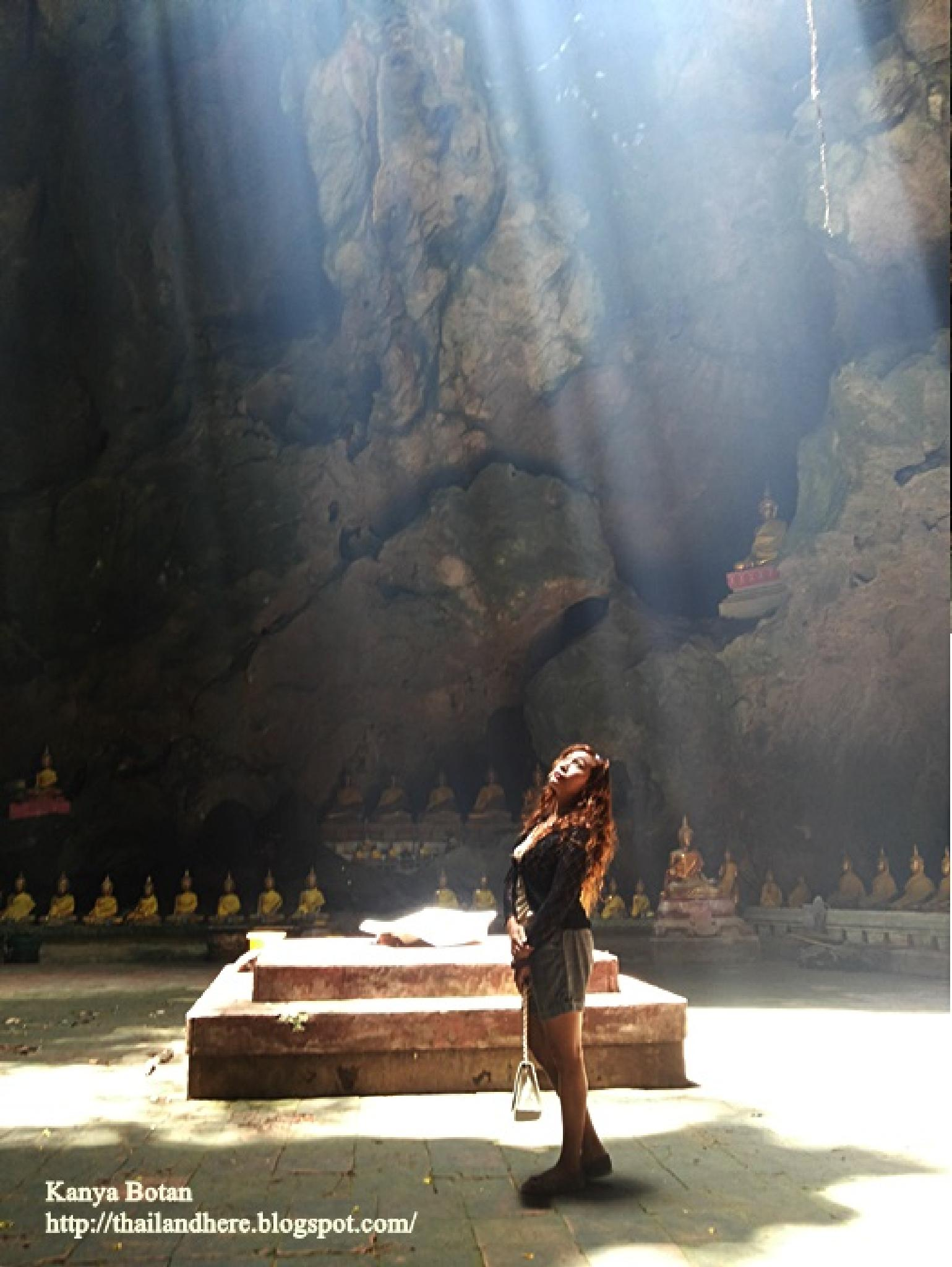 Photo in Landscape #cave #temple #buddha #thailand