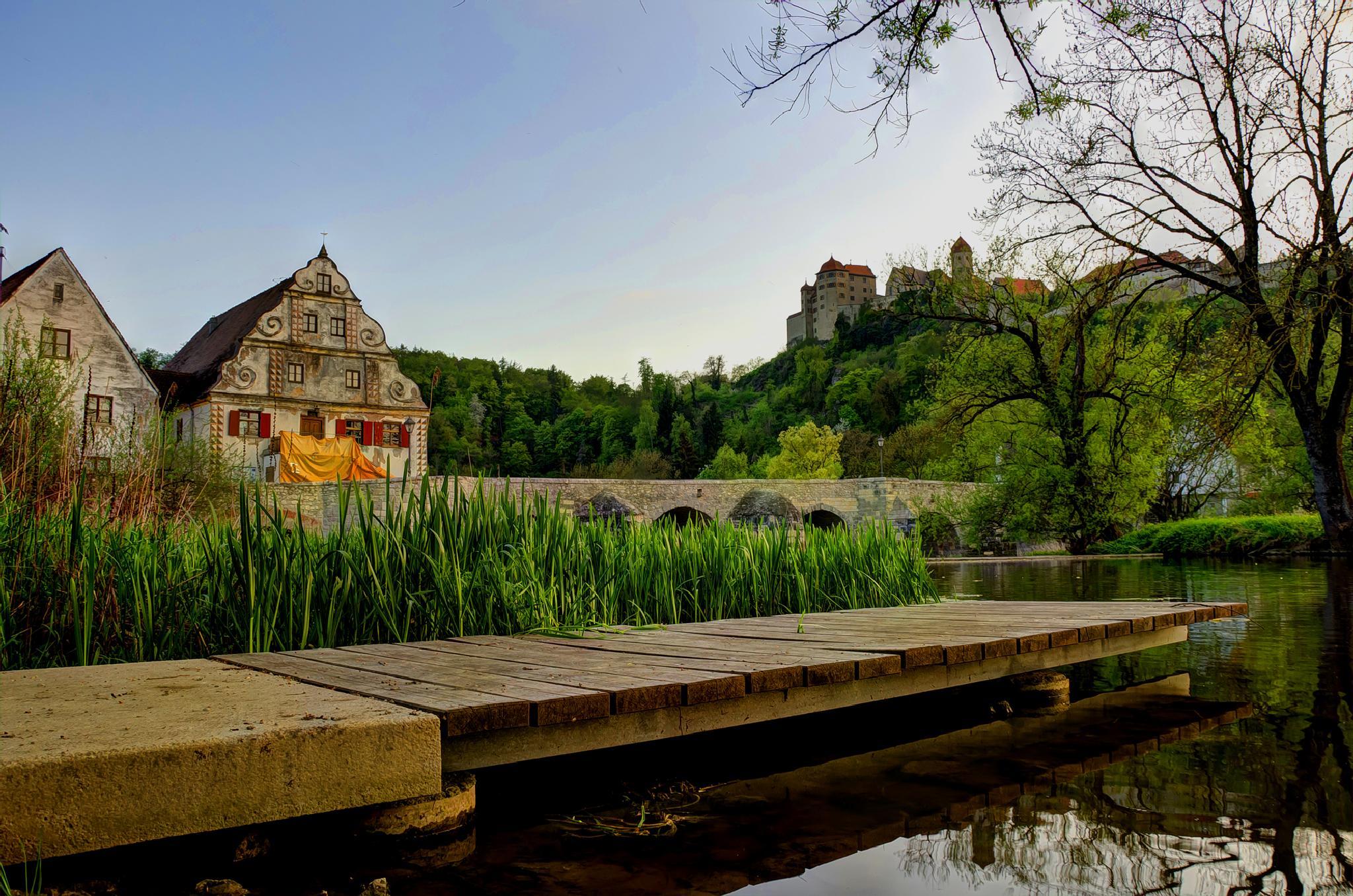 Schloss Harburg by magnus fransson