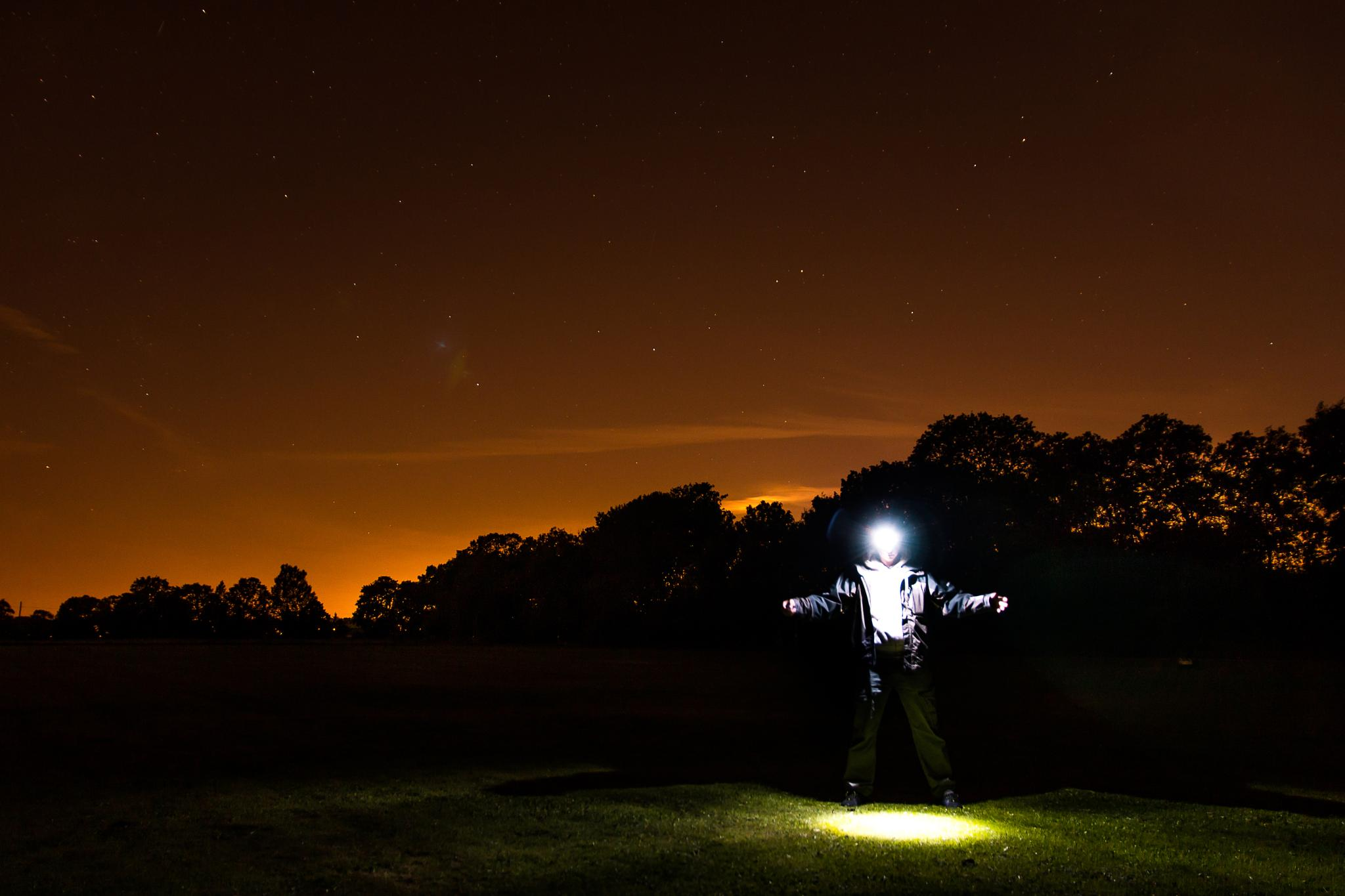 Beam me up by Photogr@pher L@rssa L@rsson