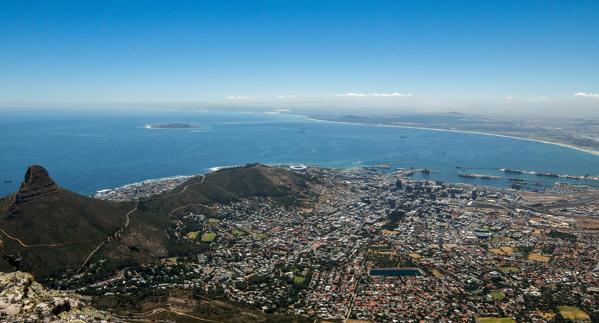 Cape Town by Photogr@pher L@rssa L@rsson