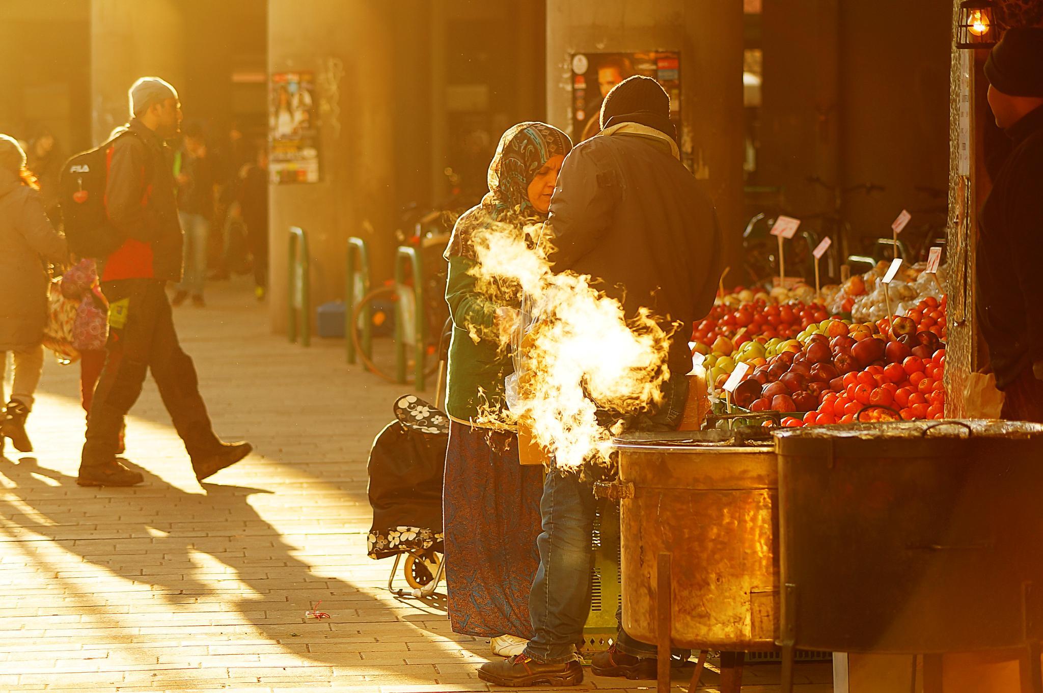 Kurzurlaub am Markt by alexrasser